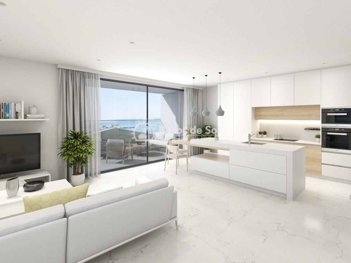 Apartment with seaviews  in Santa Pola, Costa Blanca (Velas-3d-ap) - 3