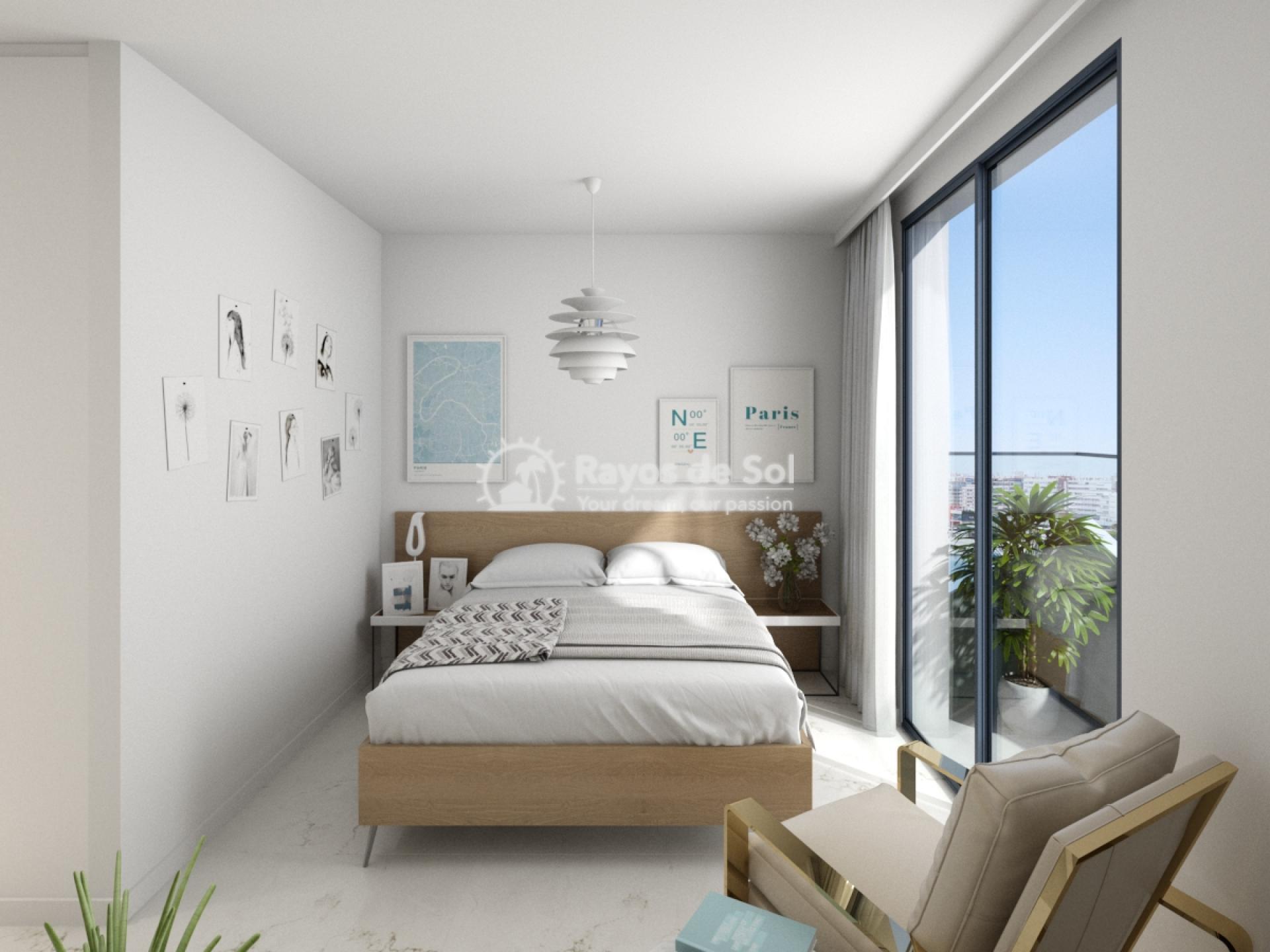 Apartment with seaviews  in Santa Pola, Costa Blanca (Velas-3d-ap) - 5