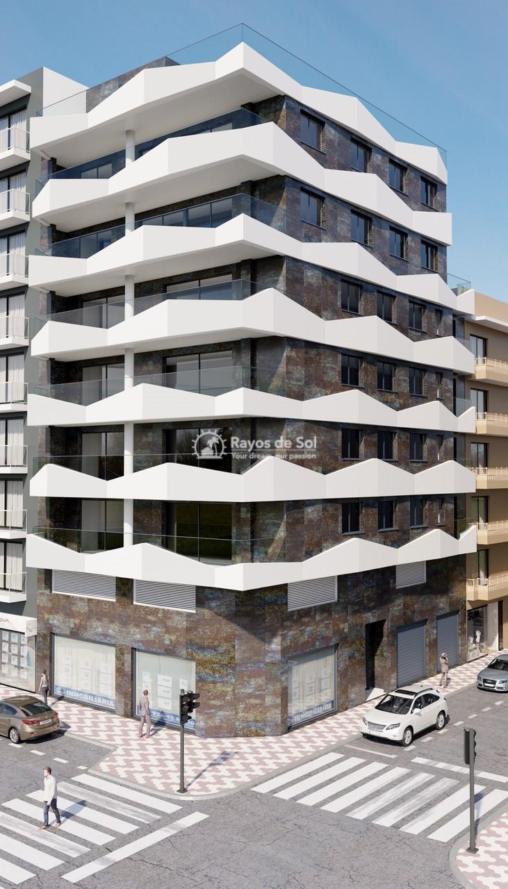 Apartment with seaviews  in Santa Pola, Costa Blanca (Velas-3d-ap) - 9