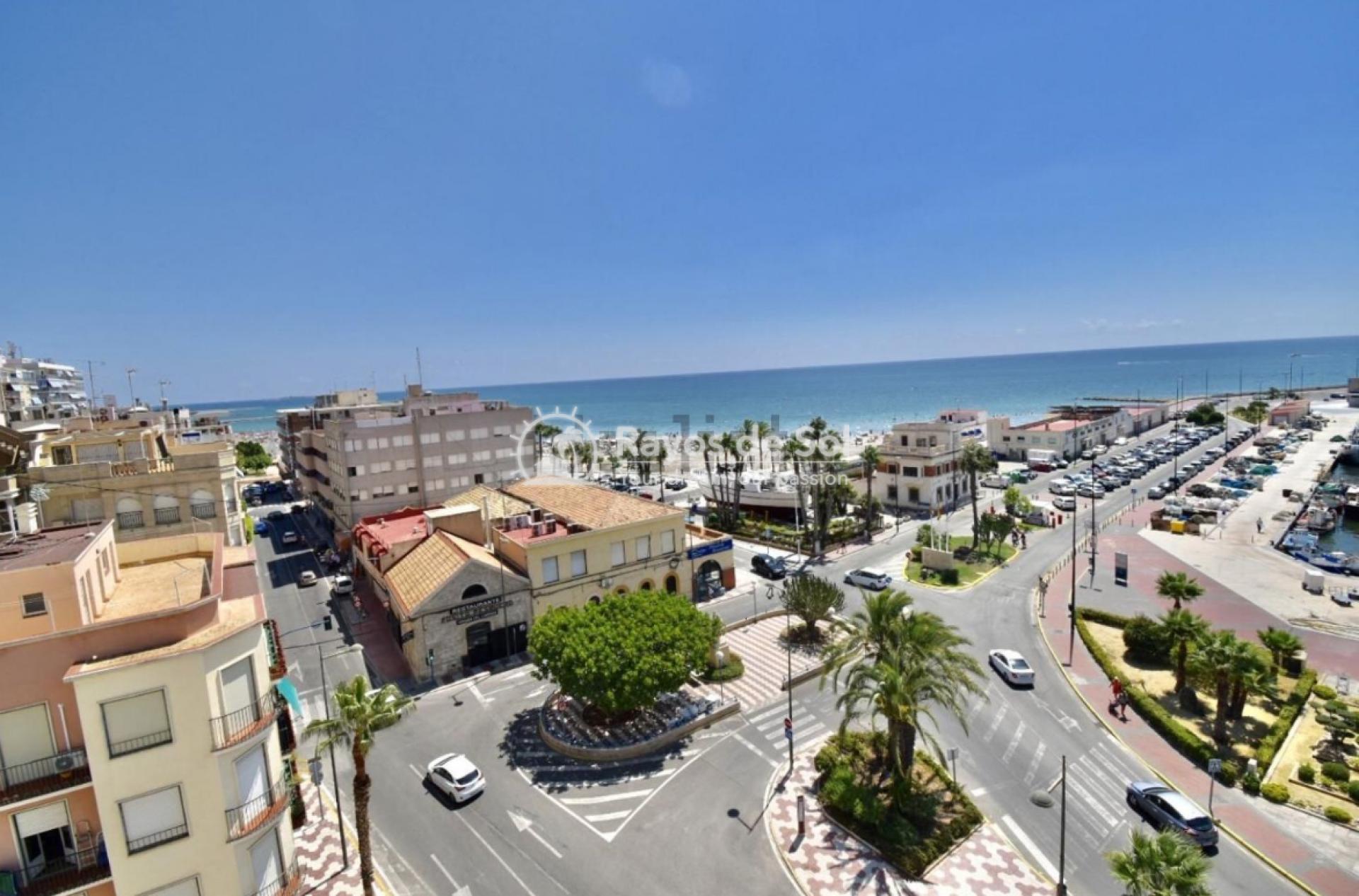 Apartment with seaviews  in Santa Pola, Costa Blanca (Velas-3d-ap) - 10