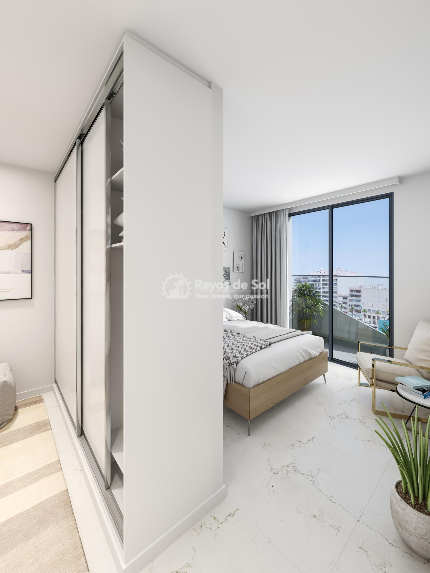 Apartment with seaviews  in Santa Pola, Costa Blanca (Velas-3d-ap) - 4
