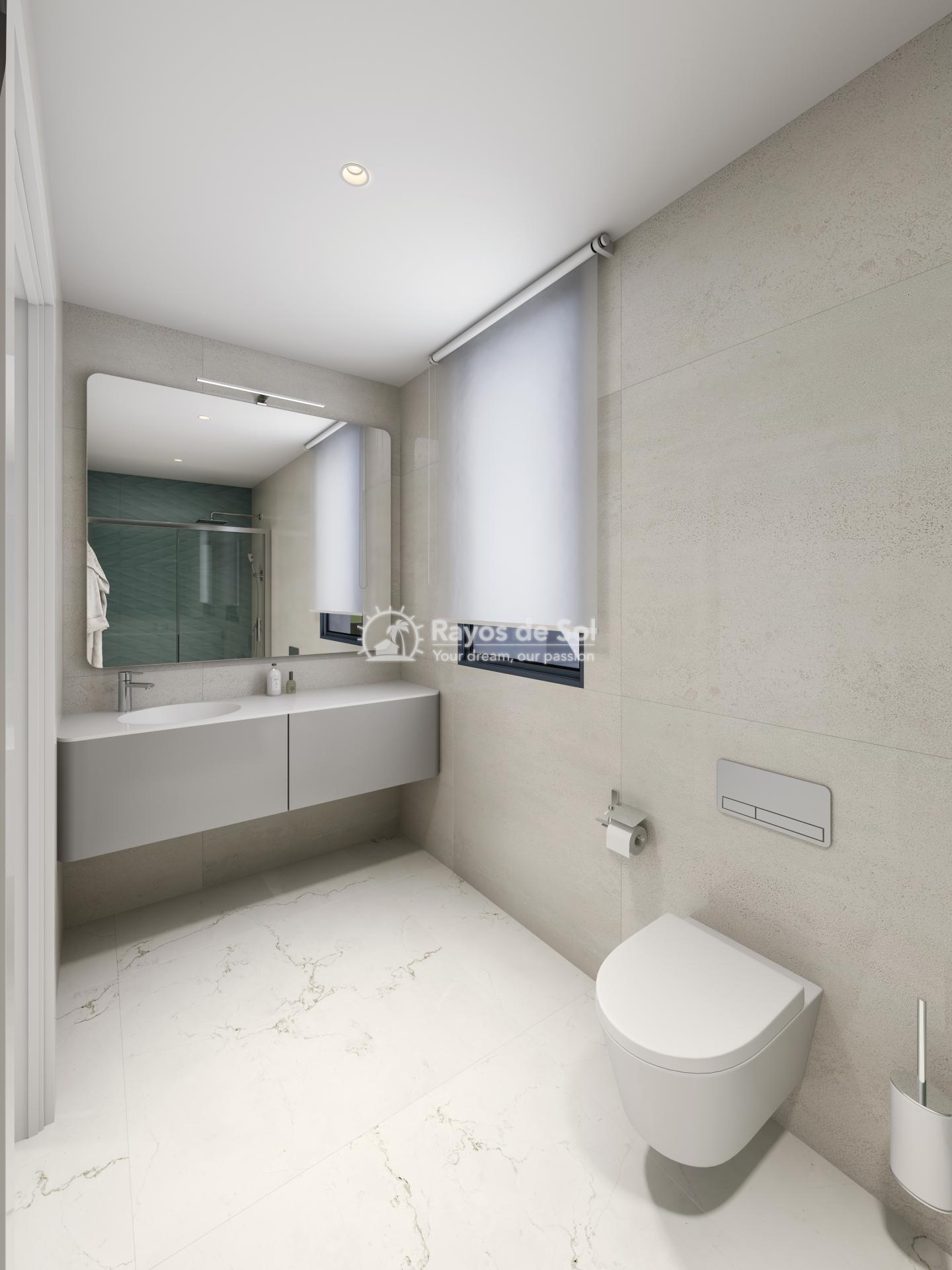 Apartment with seaviews  in Santa Pola, Costa Blanca (Velas-3d-ap) - 7