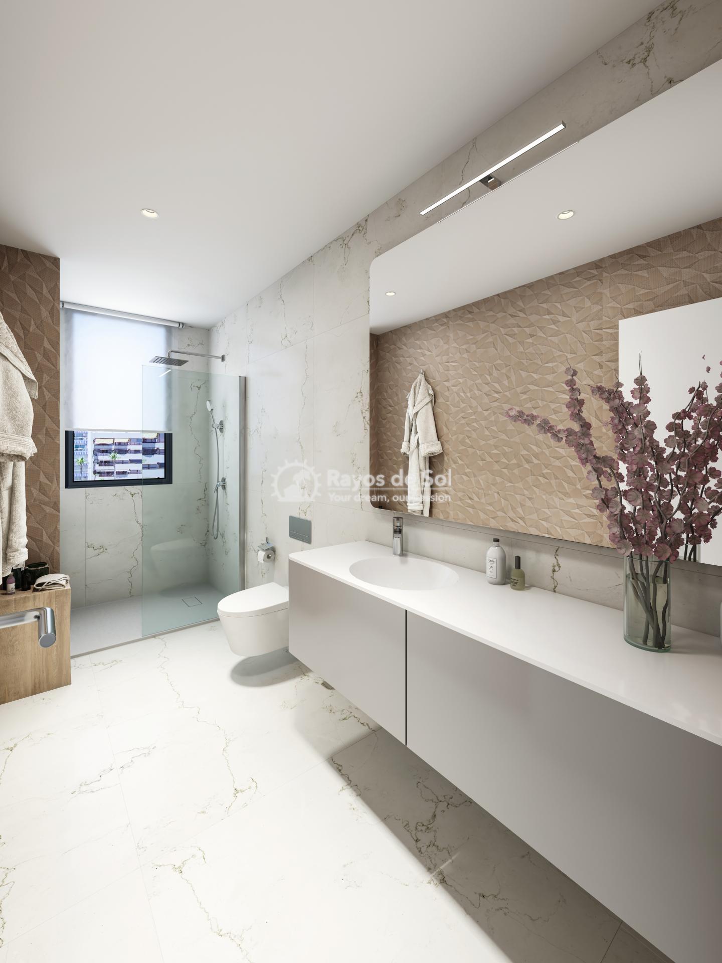 Apartment with seaviews  in Santa Pola, Costa Blanca (Velas-3d-ap) - 6
