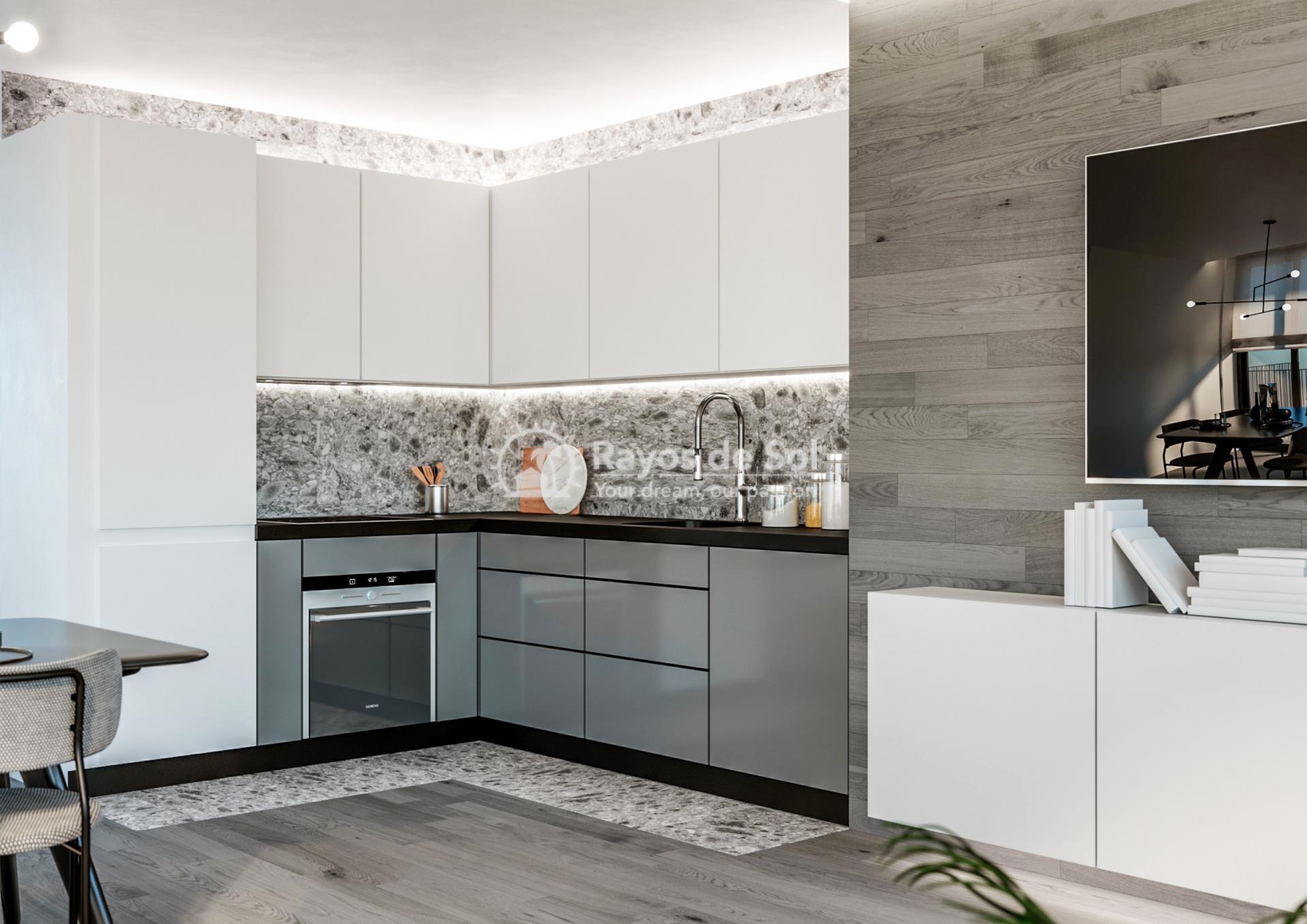 Apartment  in Elche, Costa Blanca (Vincente-Serrano-1d) - 3