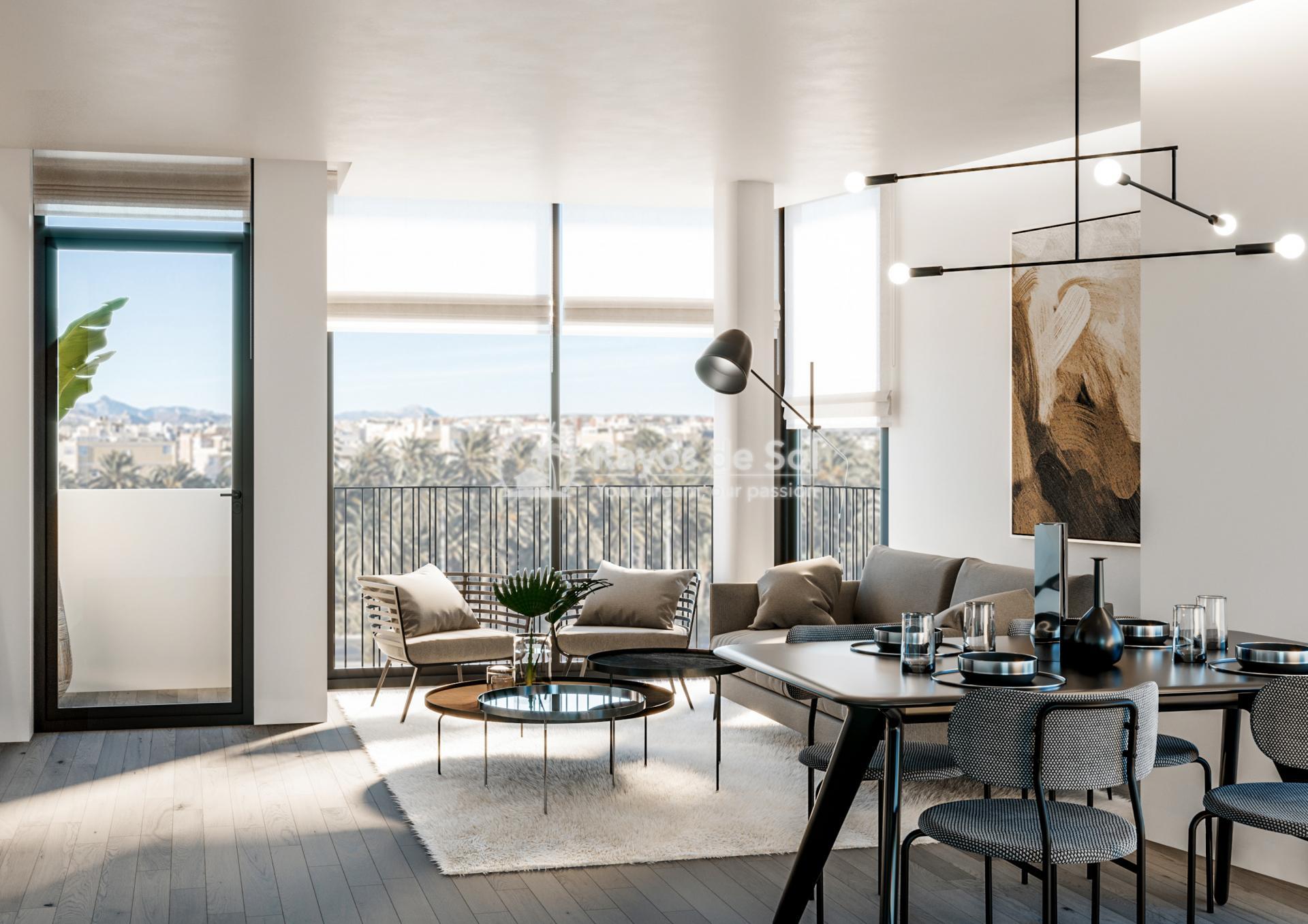 Apartment  in Elche, Costa Blanca (Vincente-Serrano-1d) - 2