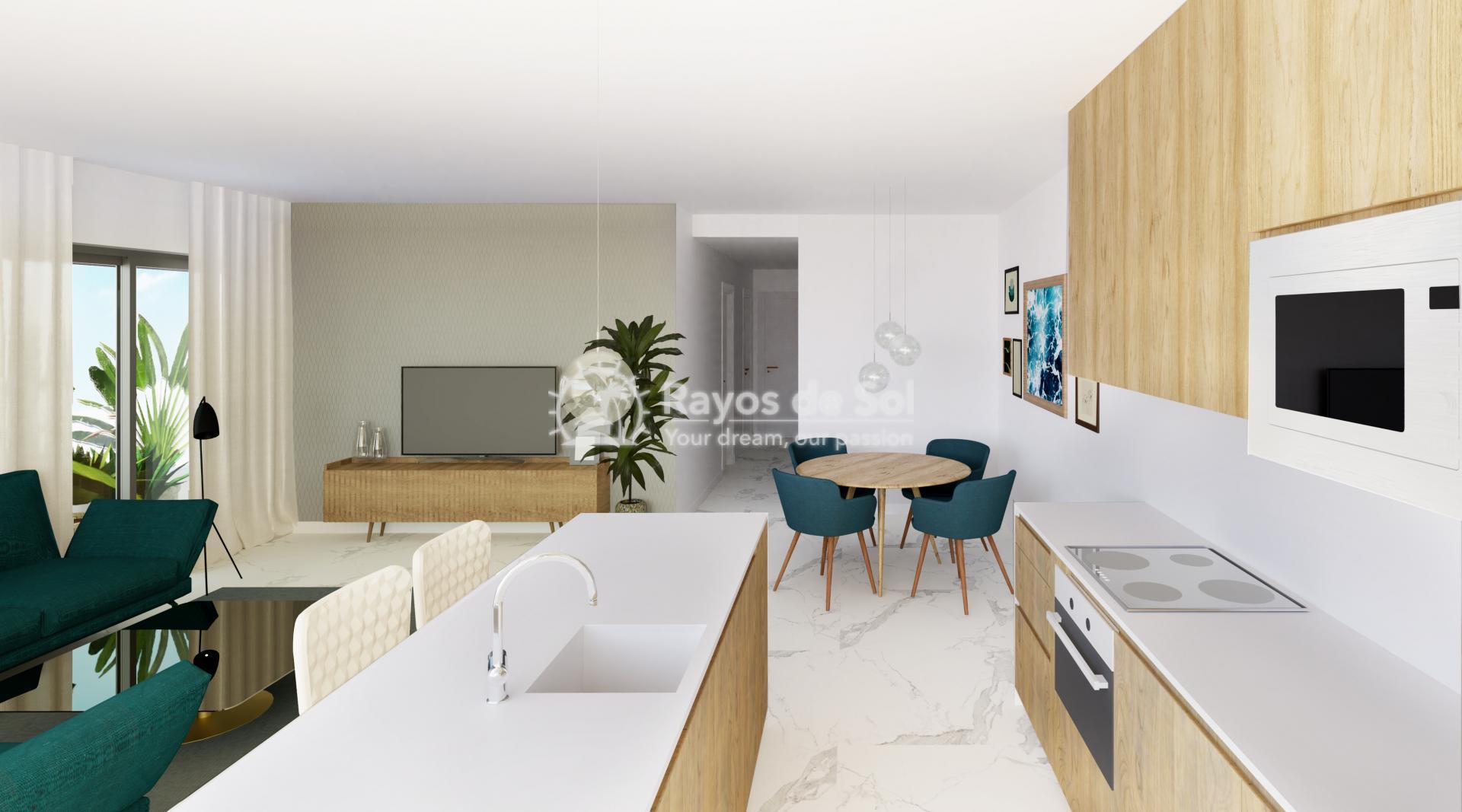 Apartment  in Guardamar del Segura, Costa Blanca (Roqueta-2d) - 3