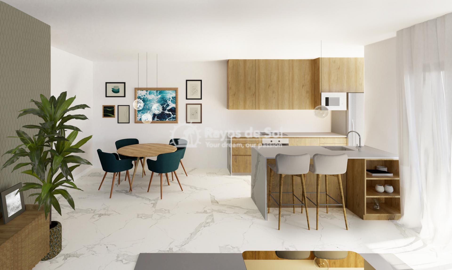 Apartment  in Guardamar del Segura, Costa Blanca (Roqueta-3d) - 2