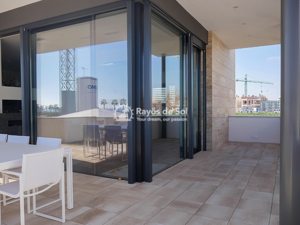 Luxury independent beachfront villa  in Torre de la Horadada, Pilar de la Horadada, Costa Blanca (Dunas-del-mar-2) - 22