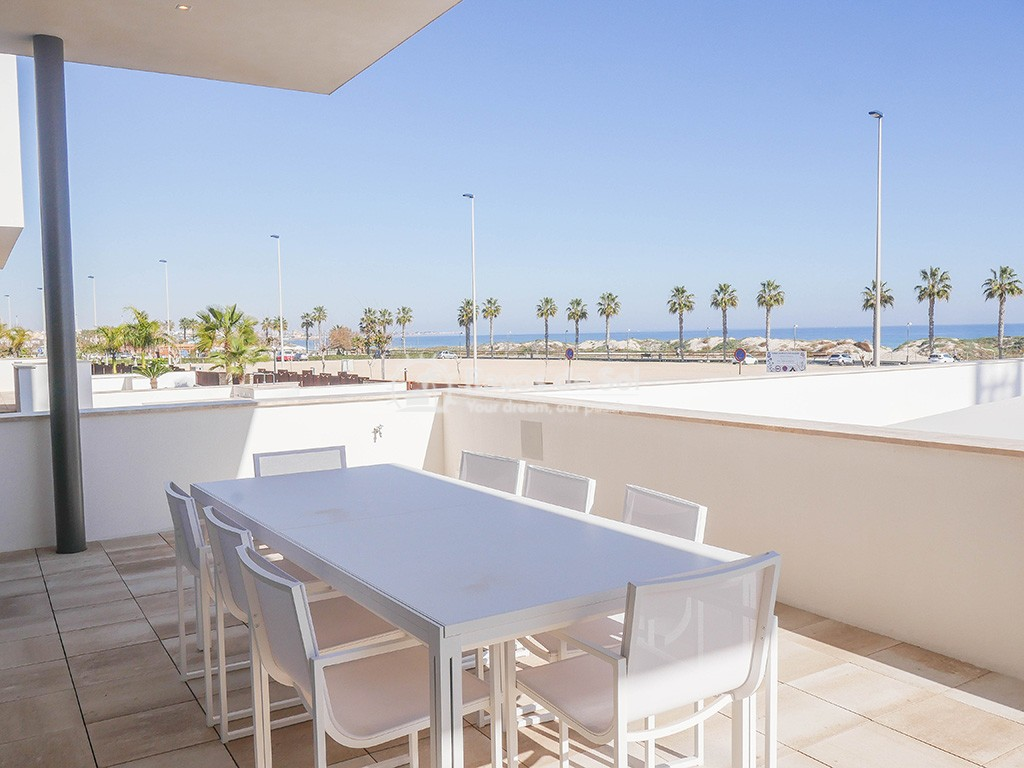 Luxury independent beachfront villa  in Torre de la Horadada, Pilar de la Horadada, Costa Blanca (Dunas-del-mar-2) - 37