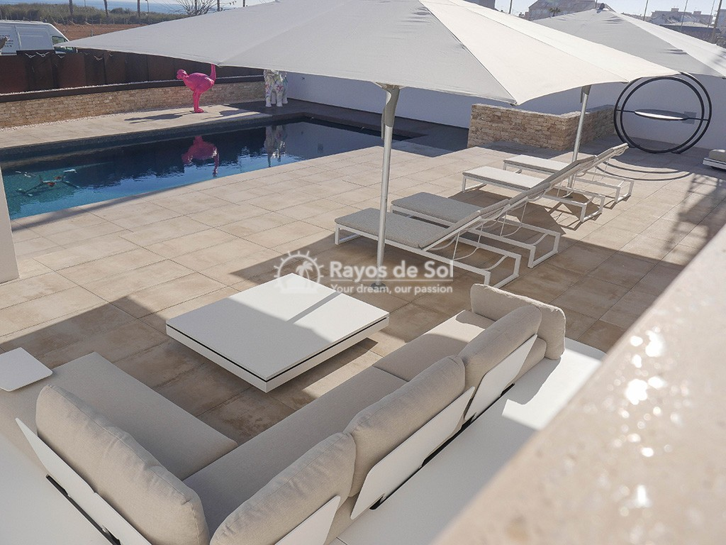 Luxury independent beachfront villa  in Torre de la Horadada, Pilar de la Horadada, Costa Blanca (Dunas-del-mar-2) - 36