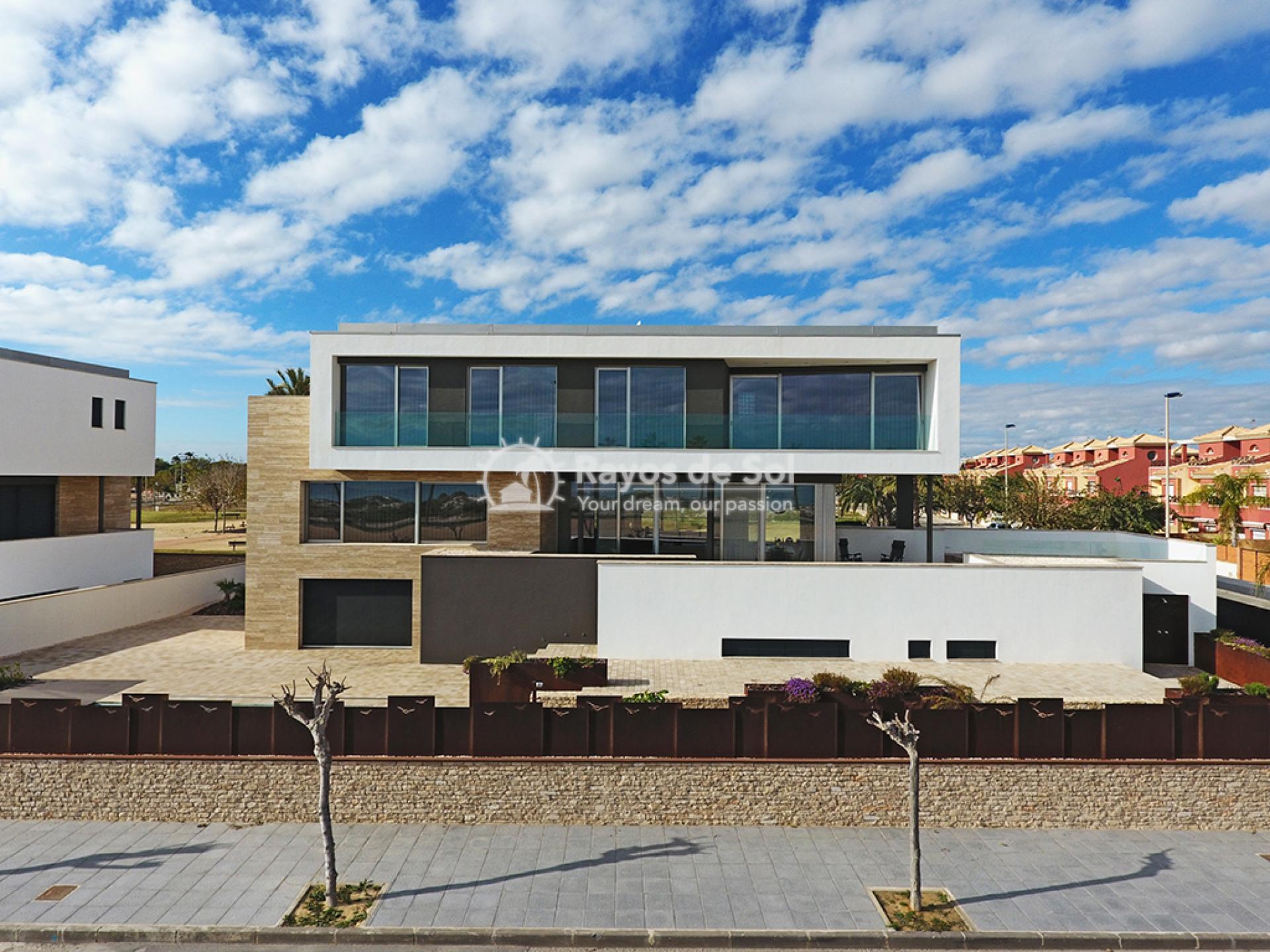 Luxury beachfront villa  in Torre de la Horadada, Pilar de la Horadada, Costa Blanca (Dunas-del-mar-5) - 2
