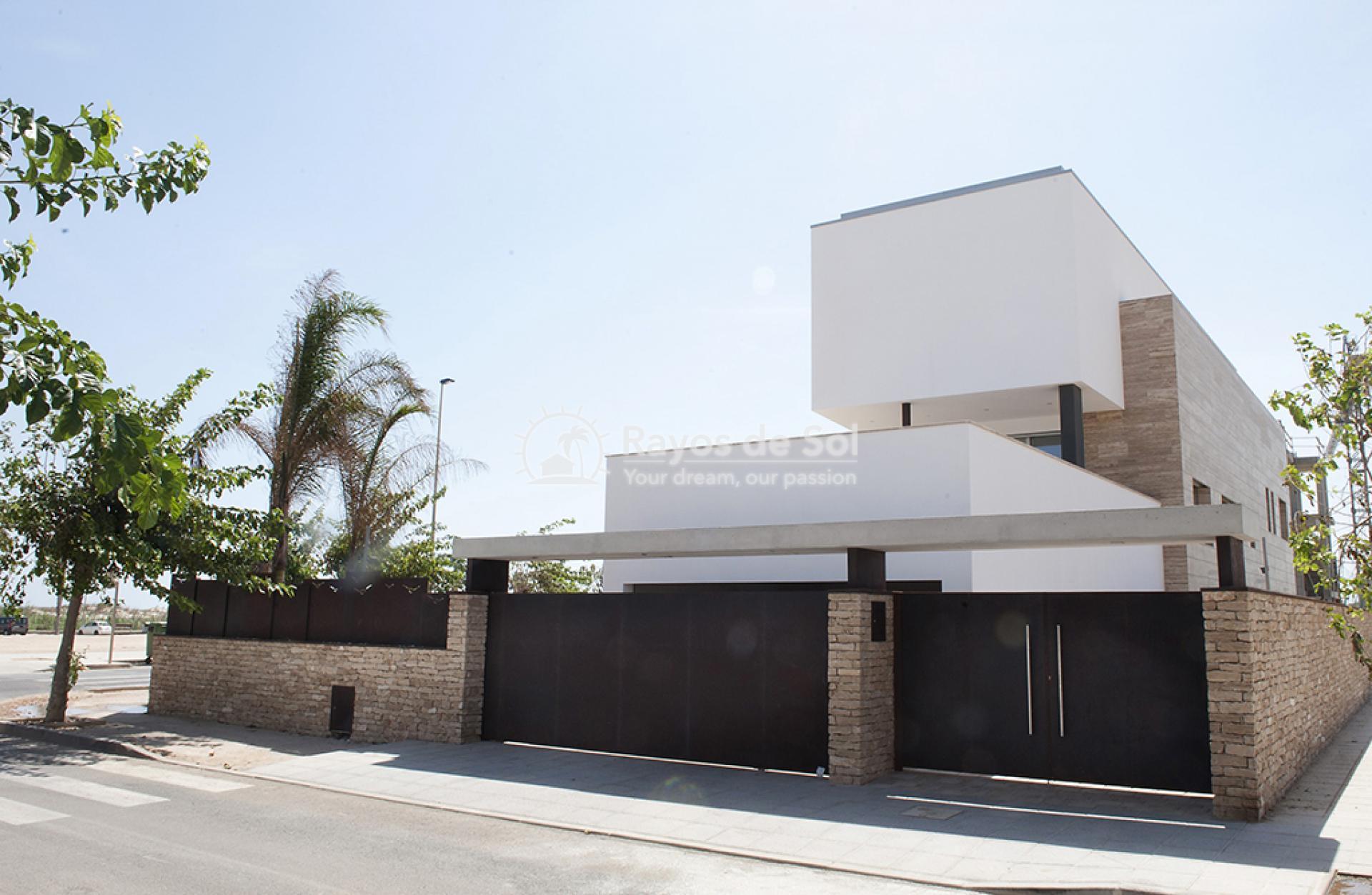 Luxury beachfront villa  in Torre de la Horadada, Pilar de la Horadada, Costa Blanca (Dunas-del-mar-5) - 9