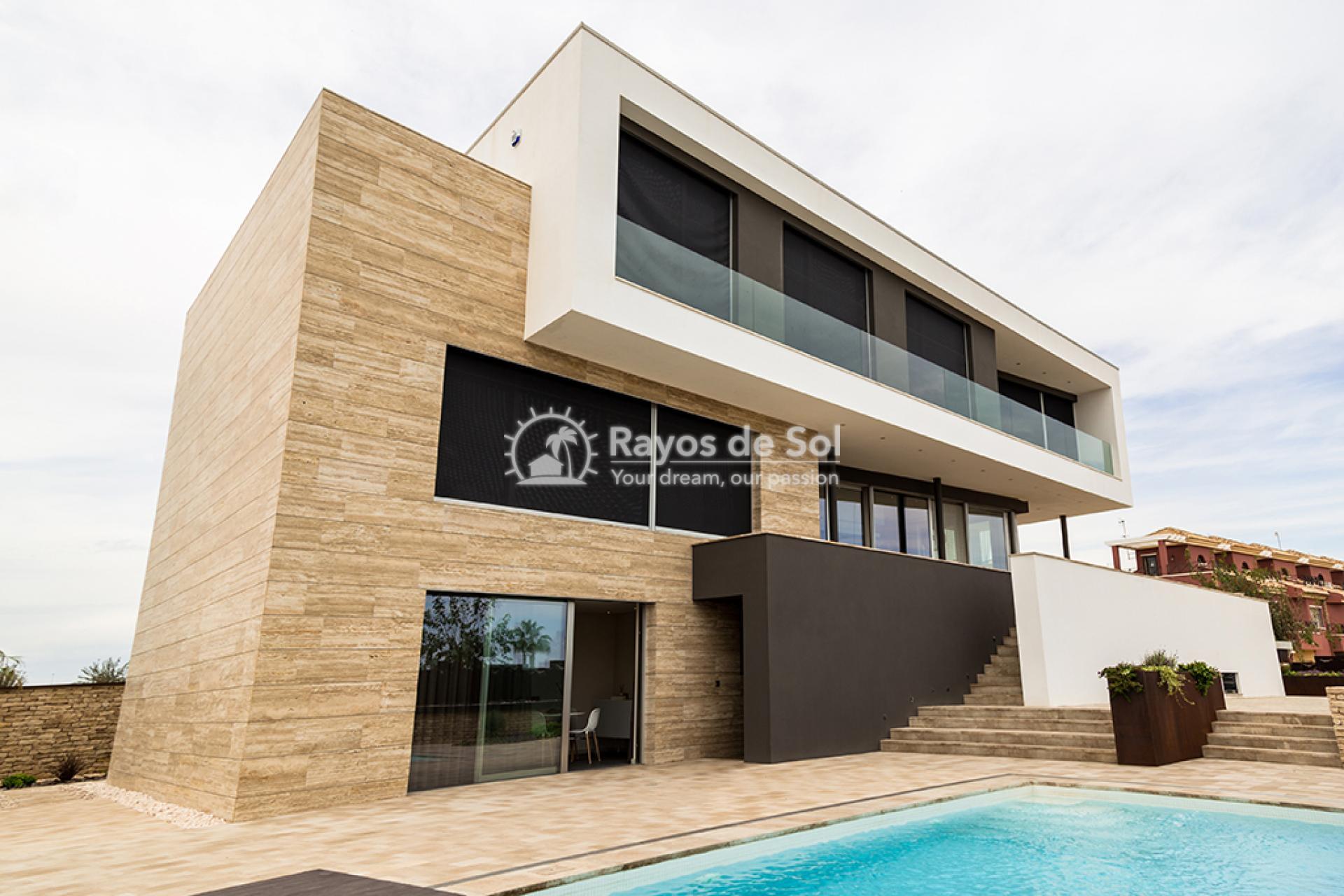 Luxury beachfront villa  in Torre de la Horadada, Pilar de la Horadada, Costa Blanca (Dunas-del-mar-5) - 6