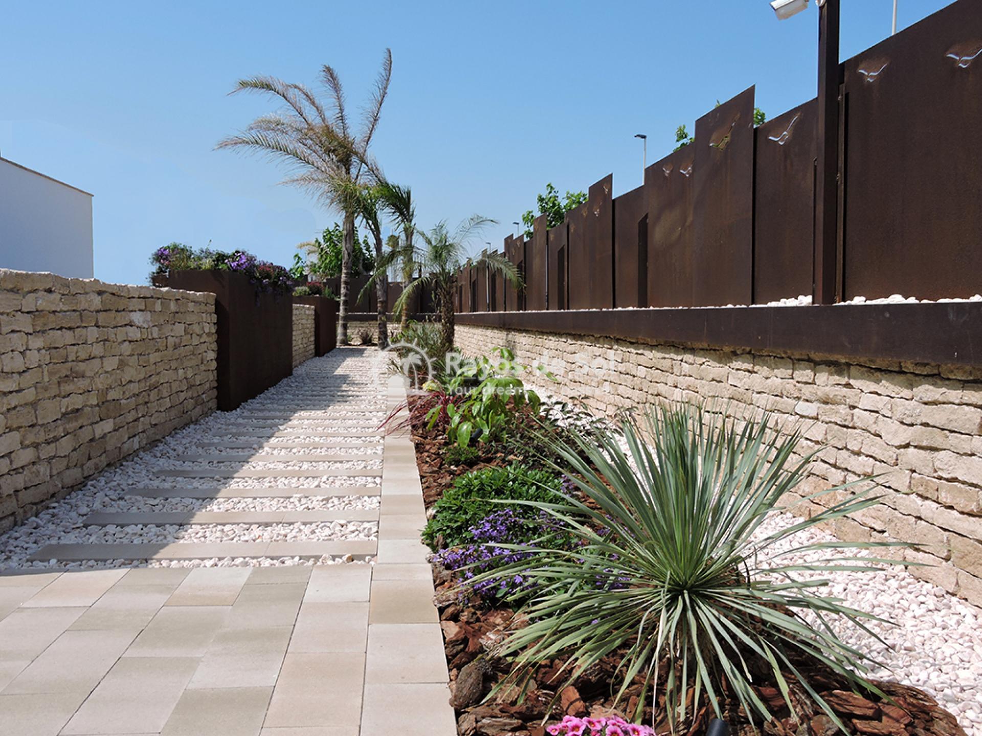 Luxury beachfront villa  in Torre de la Horadada, Pilar de la Horadada, Costa Blanca (Dunas-del-mar-5) - 16