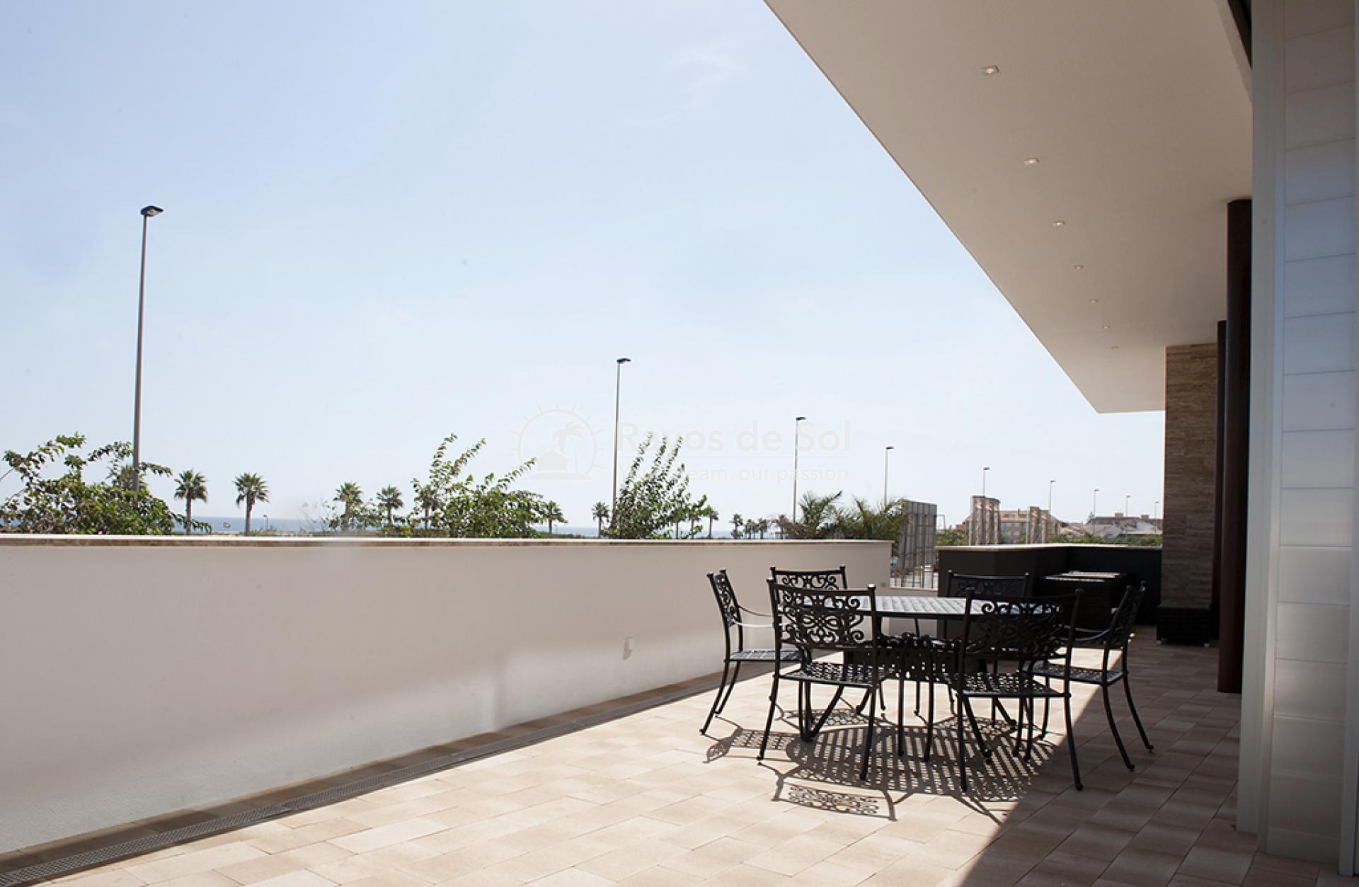 Luxury beachfront villa  in Torre de la Horadada, Pilar de la Horadada, Costa Blanca (Dunas-del-mar-5) - 51