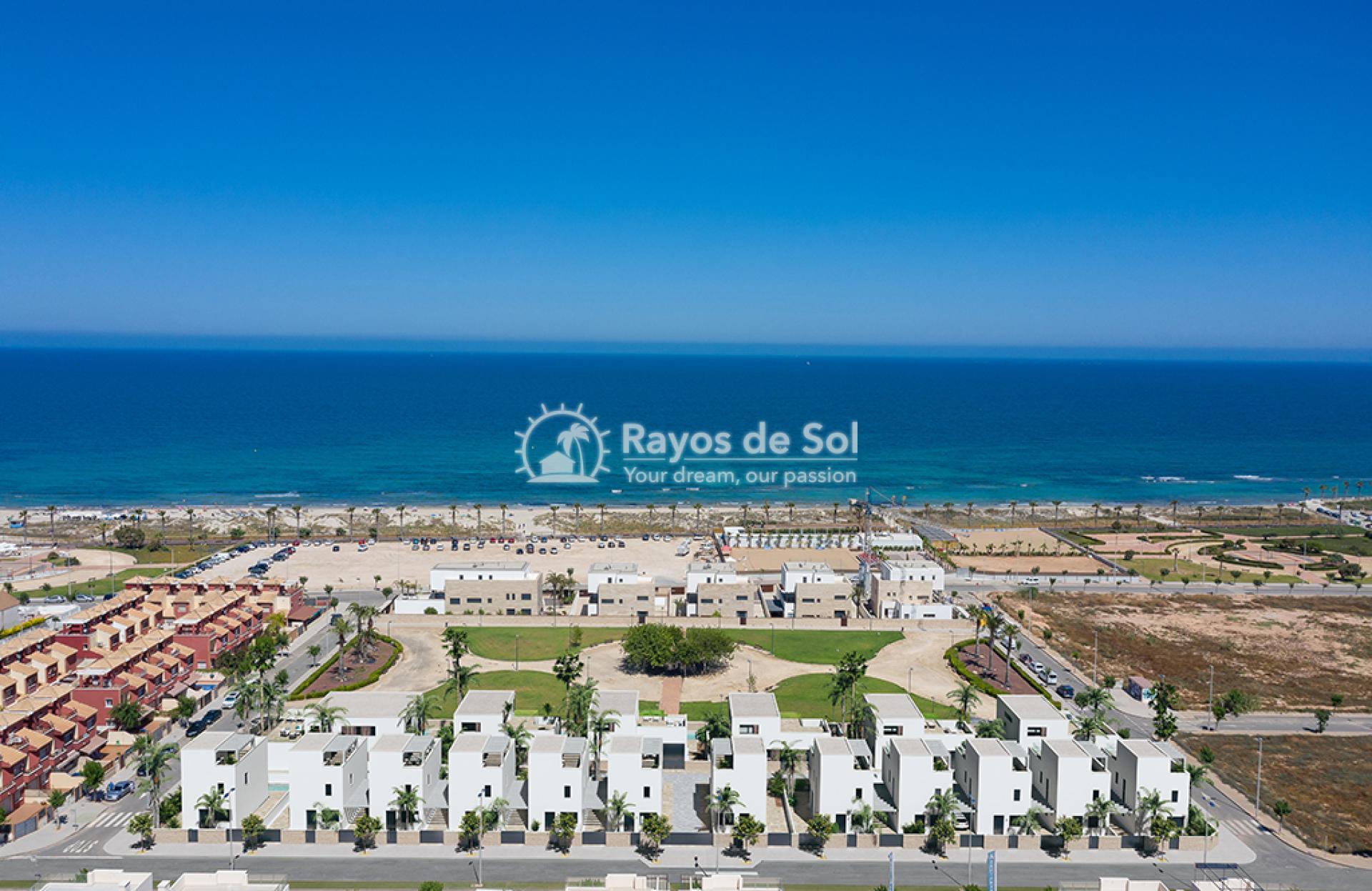 Luxury beachfront villas  in Torre de la Horadada, Pilar de la Horadada, Costa Blanca (Las-Higuericas-v12) - 12