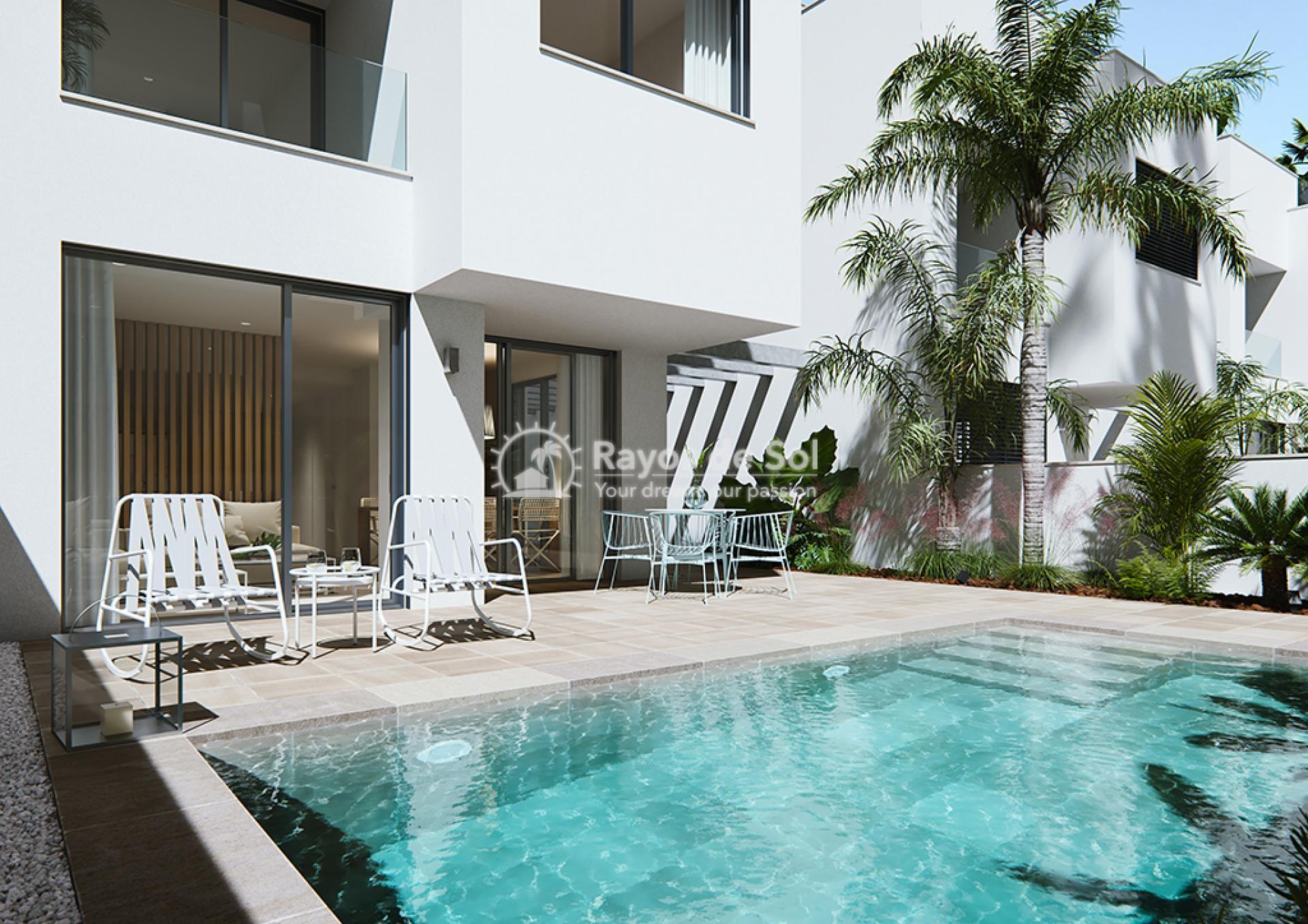 Luxury beachfront villas  in Torre de la Horadada, Pilar de la Horadada, Costa Blanca (Las-Higuericas-v12) - 6