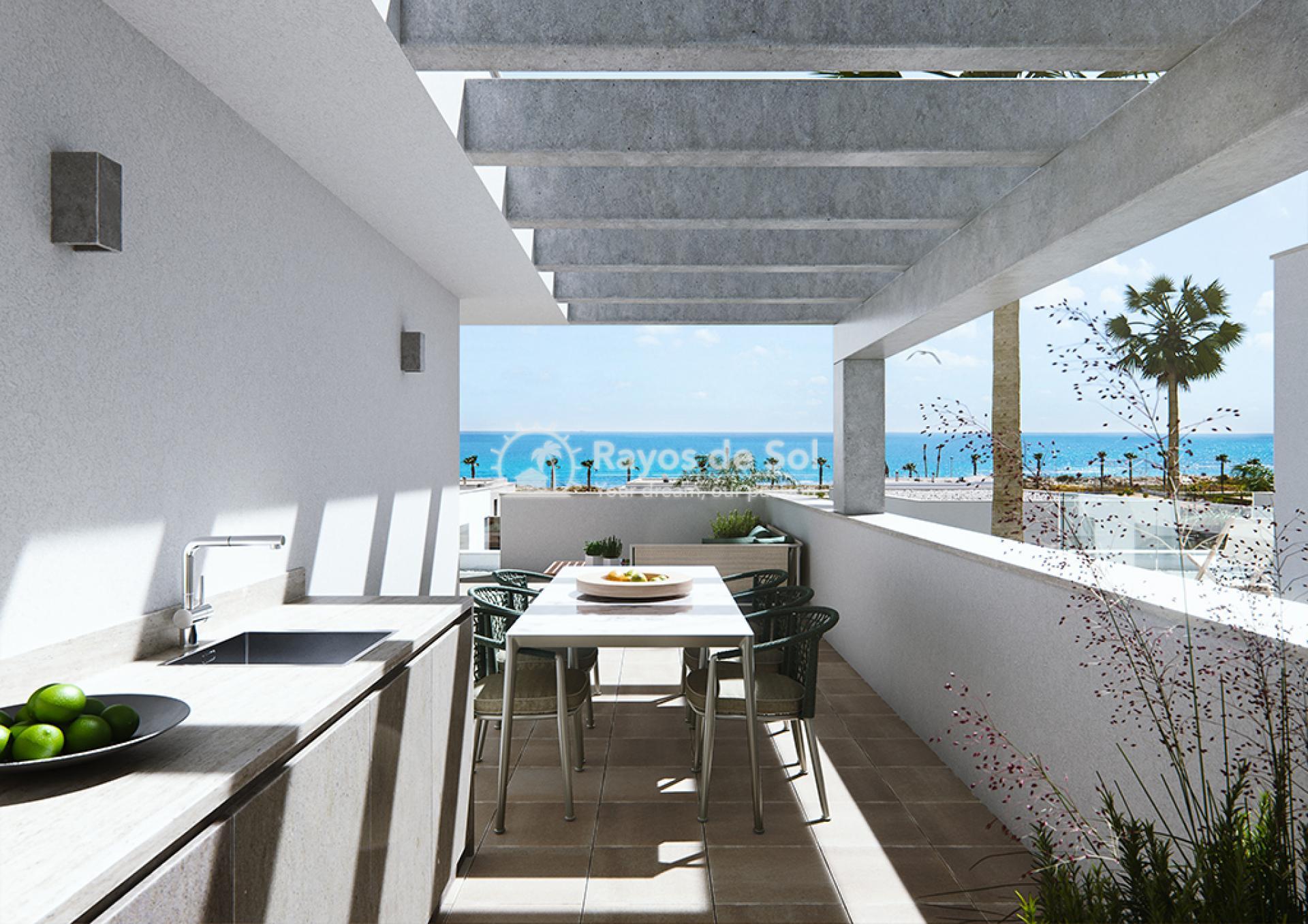 Luxury beachfront villas  in Torre de la Horadada, Pilar de la Horadada, Costa Blanca (Las-Higuericas-v12) - 10