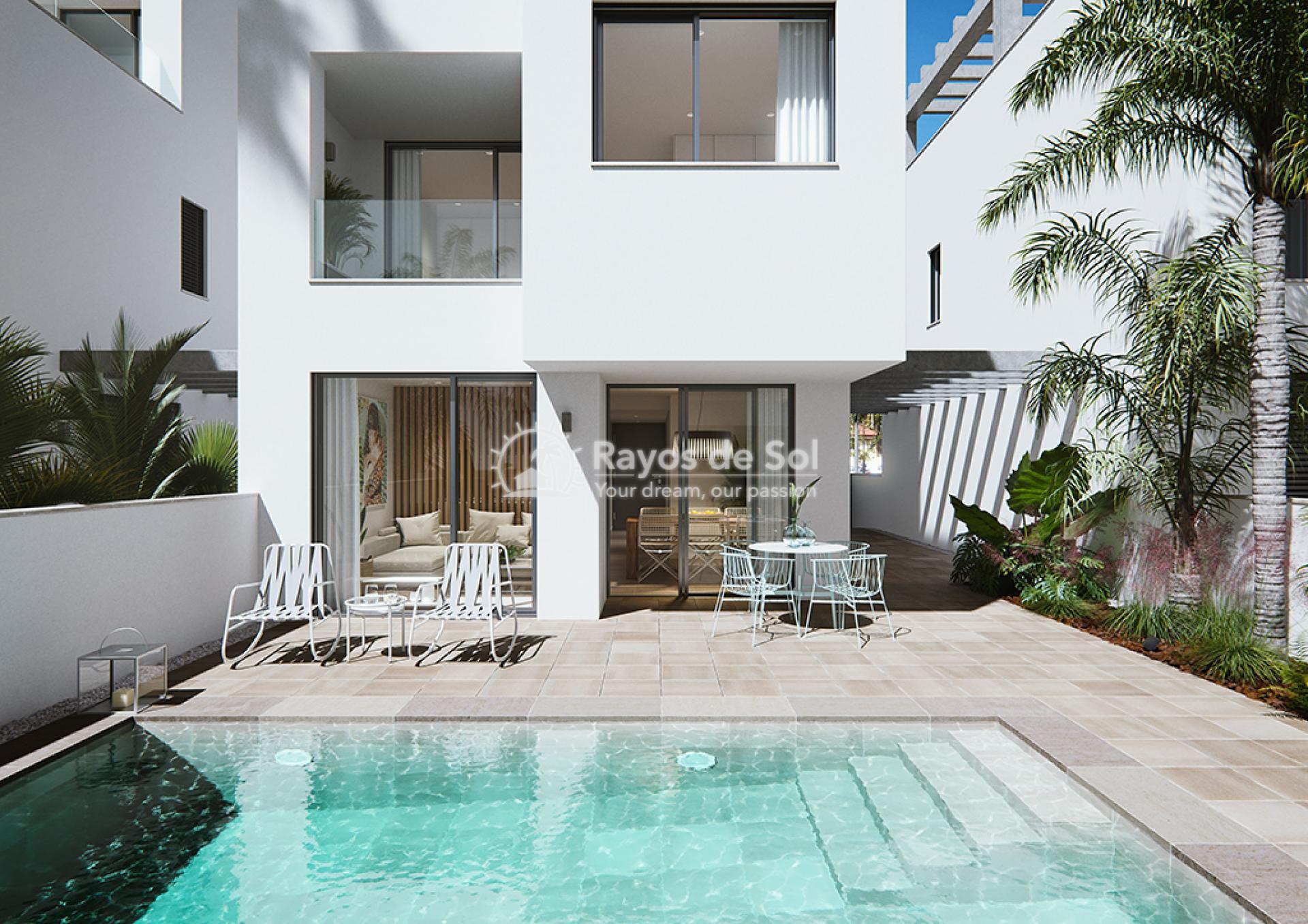 Luxury beachfront villas  in Torre de la Horadada, Pilar de la Horadada, Costa Blanca (Las-Higuericas-v12) - 5
