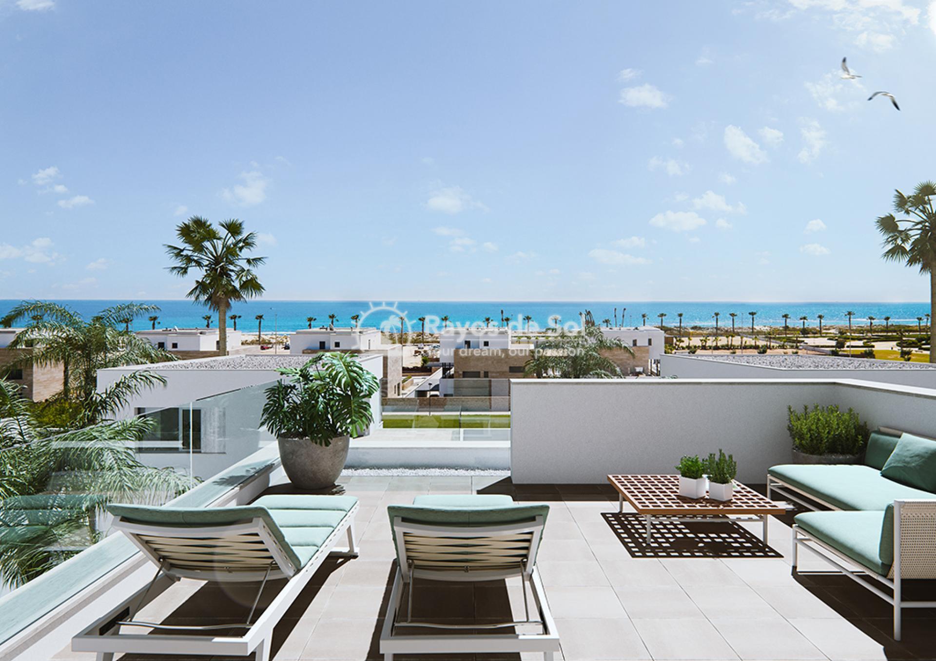 Luxury beachfront villas  in Torre de la Horadada, Pilar de la Horadada, Costa Blanca (Las-Higuericas-v12) - 9