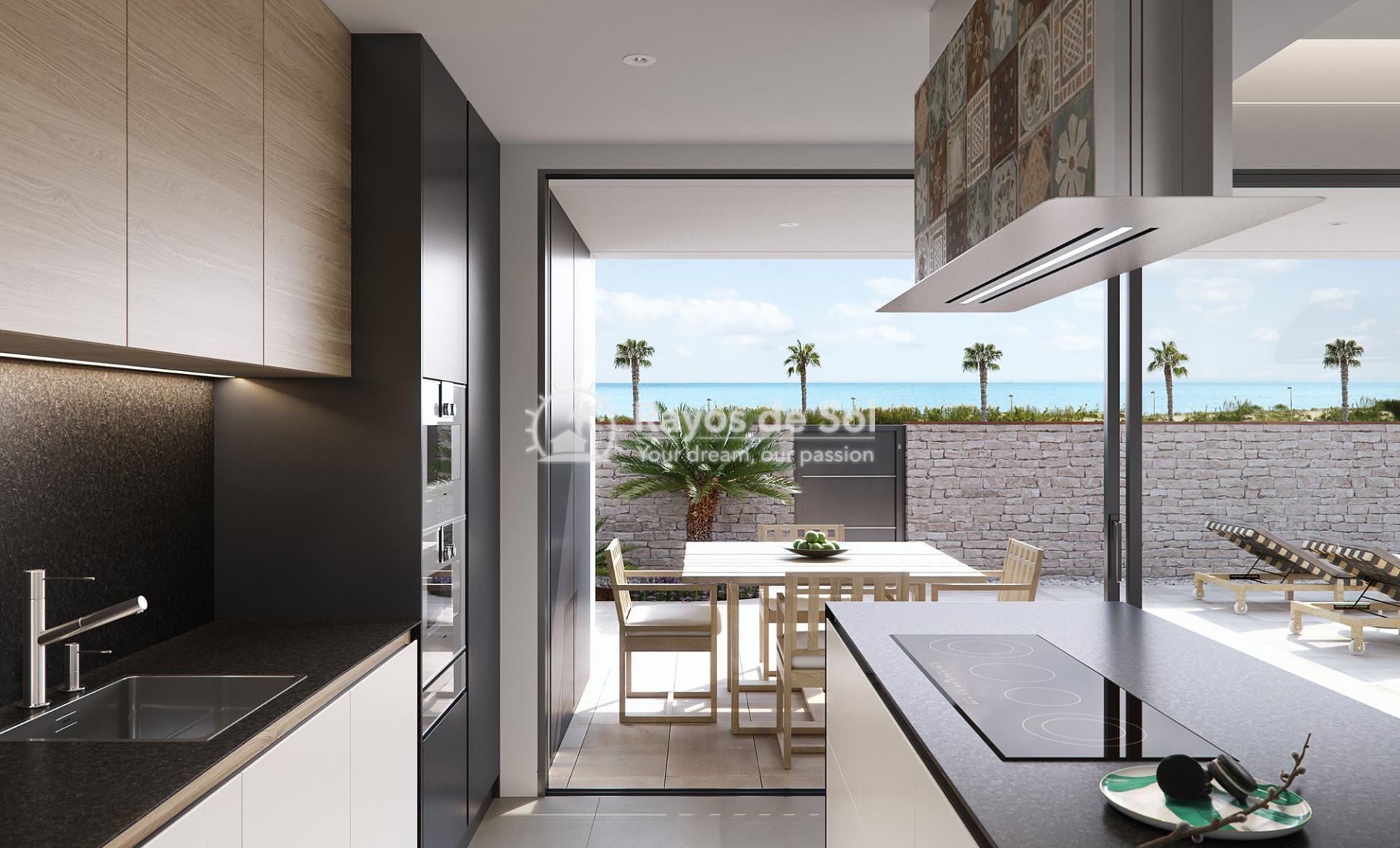Luxury beachfront villas  in Torre de la Horadada, Pilar de la Horadada, Costa Blanca (Las-Higuericas-V3) - 5