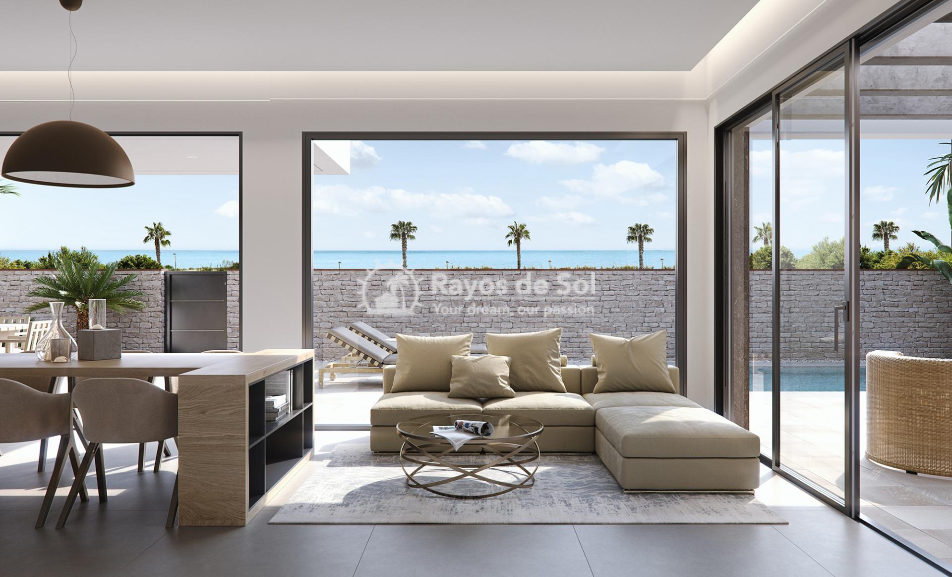 Luxury beachfront villas  in Torre de la Horadada, Pilar de la Horadada, Costa Blanca (Las-Higuericas-V3) - 2