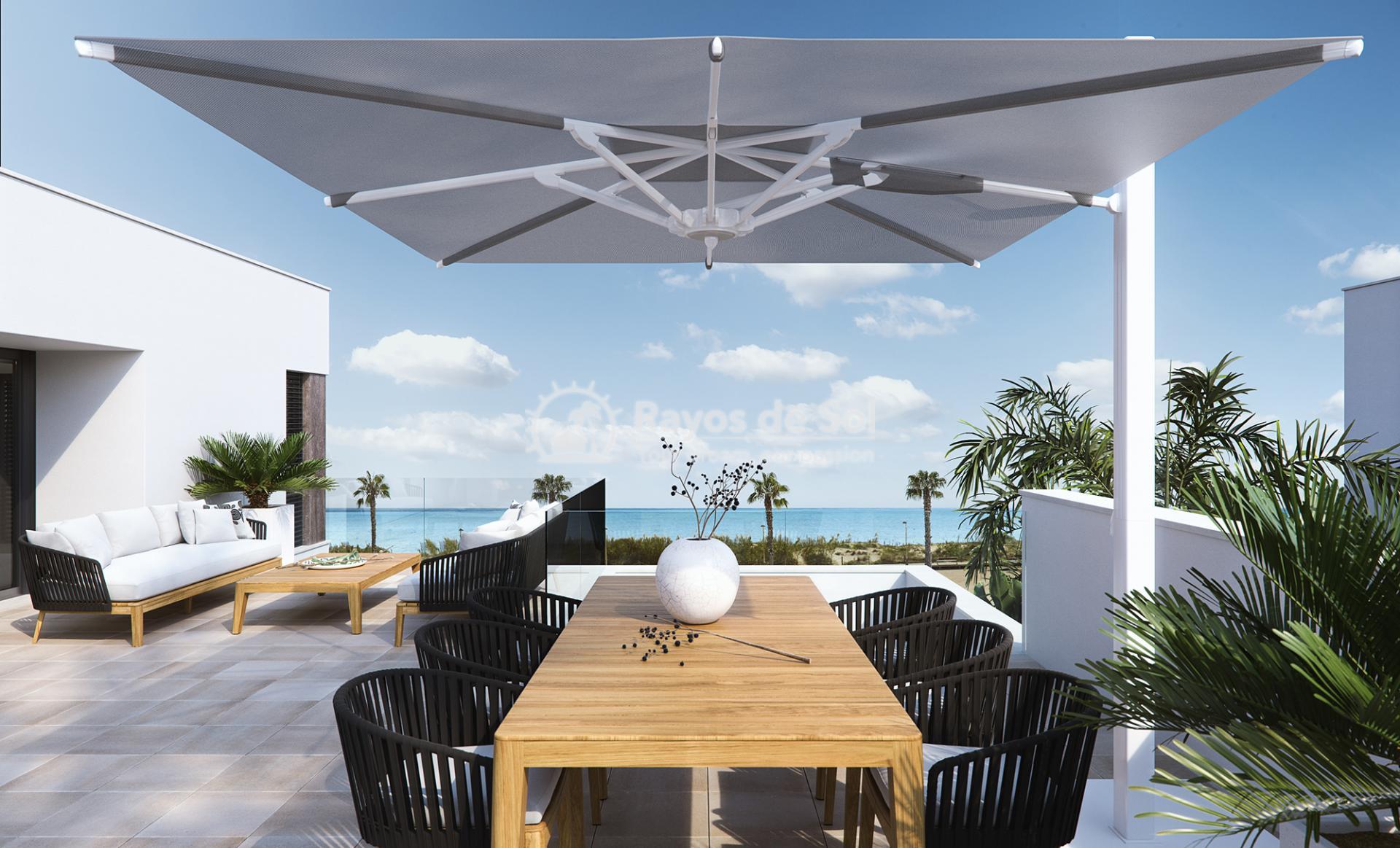 Luxury beachfront villas  in Torre de la Horadada, Pilar de la Horadada, Costa Blanca (Las-Higuericas-V3) - 9