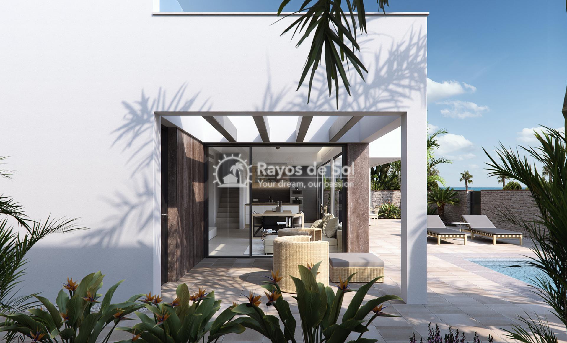 Luxury beachfront villas  in Torre de la Horadada, Pilar de la Horadada, Costa Blanca (Las-Higuericas-V3) - 16