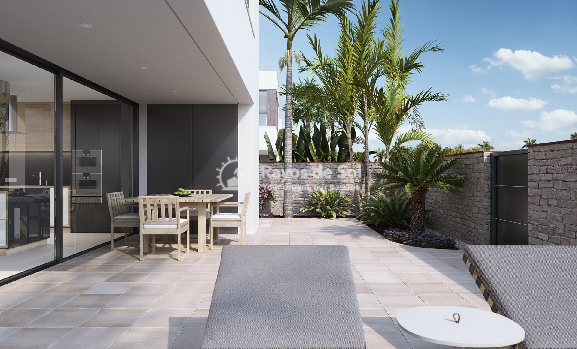 Luxury beachfront villas  in Torre de la Horadada, Pilar de la Horadada, Costa Blanca (Las-Higuericas-V3) - 17