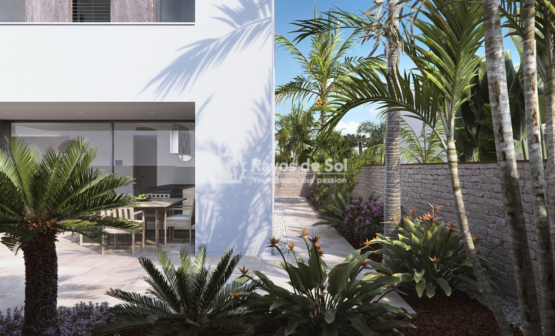 Luxury beachfront villas  in Torre de la Horadada, Pilar de la Horadada, Costa Blanca (Las-Higuericas-V3) - 18