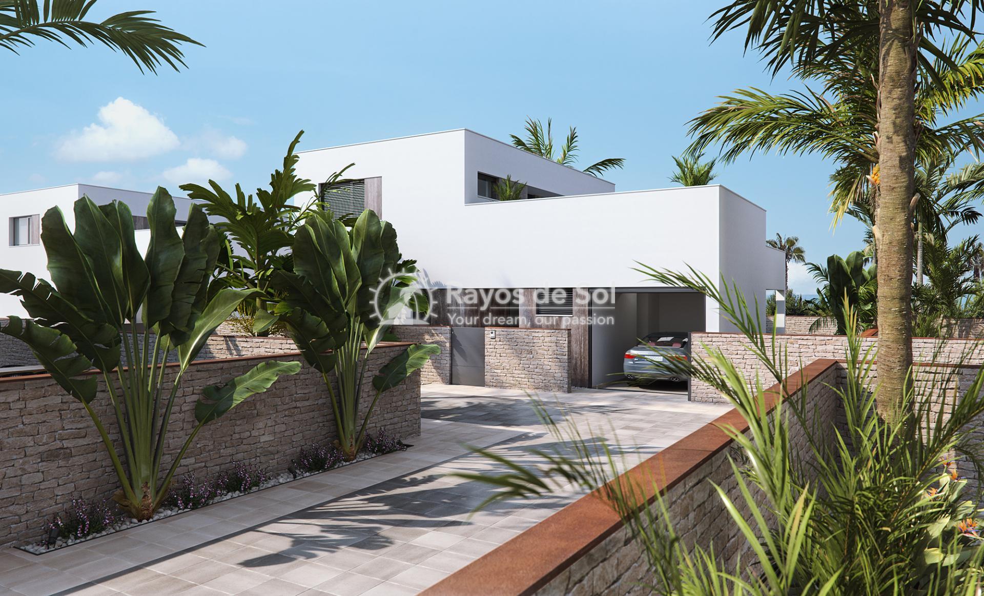 Luxury beachfront villas  in Torre de la Horadada, Pilar de la Horadada, Costa Blanca (Las-Higuericas-V3) - 22