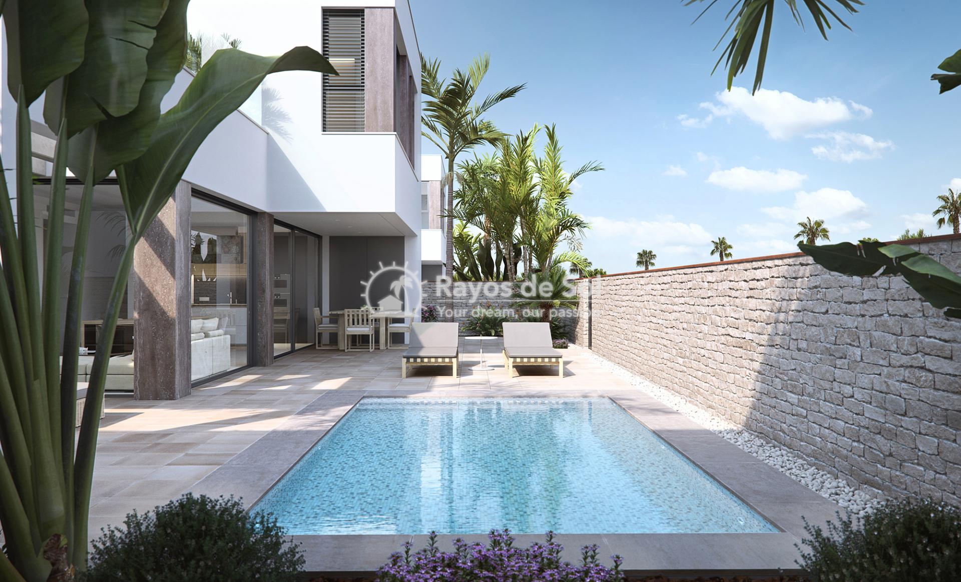 Luxury beachfront villas  in Torre de la Horadada, Pilar de la Horadada, Costa Blanca (Las-Higuericas-V3) - 23