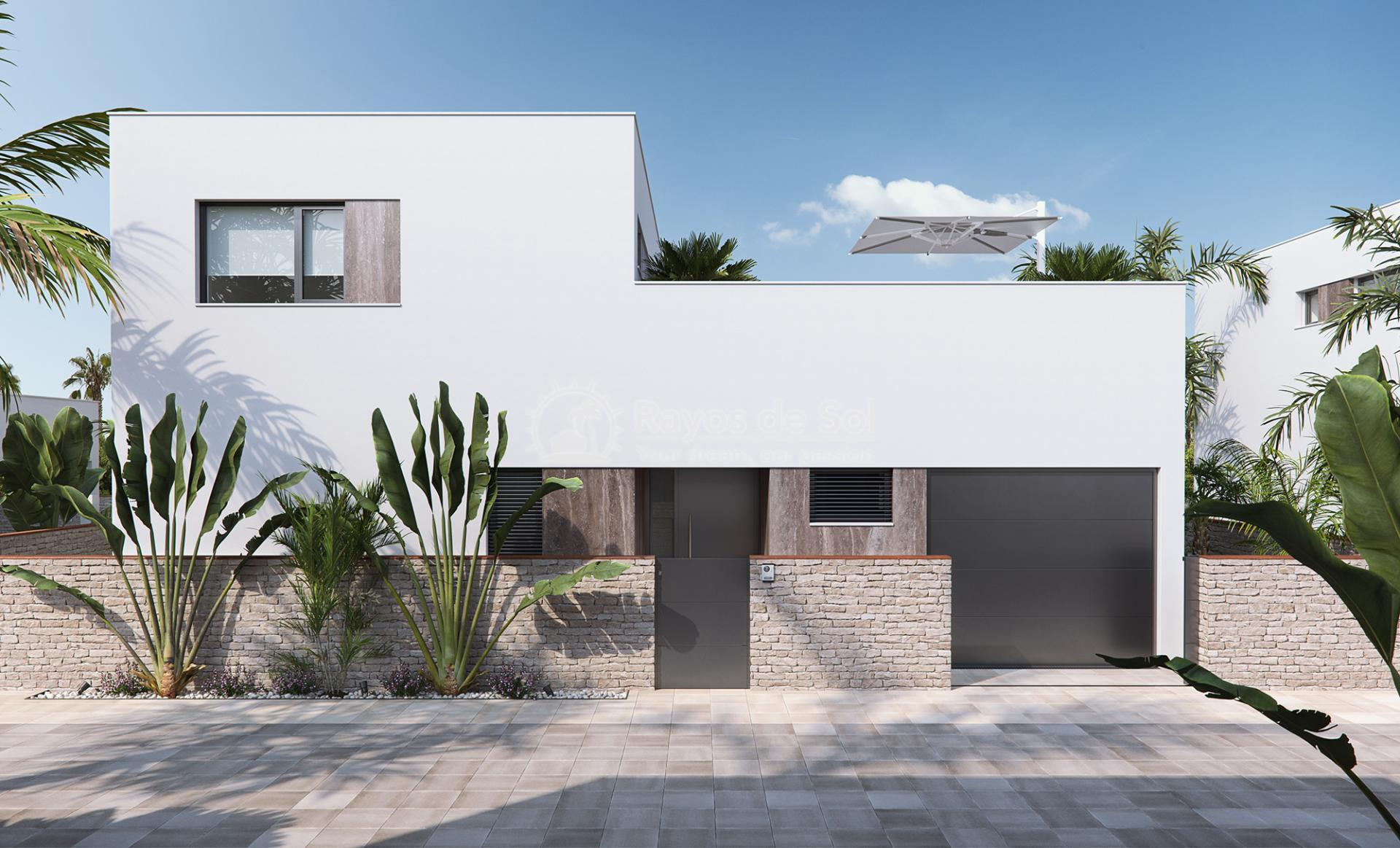 Luxury beachfront villas  in Torre de la Horadada, Pilar de la Horadada, Costa Blanca (Las-Higuericas-V3) - 24