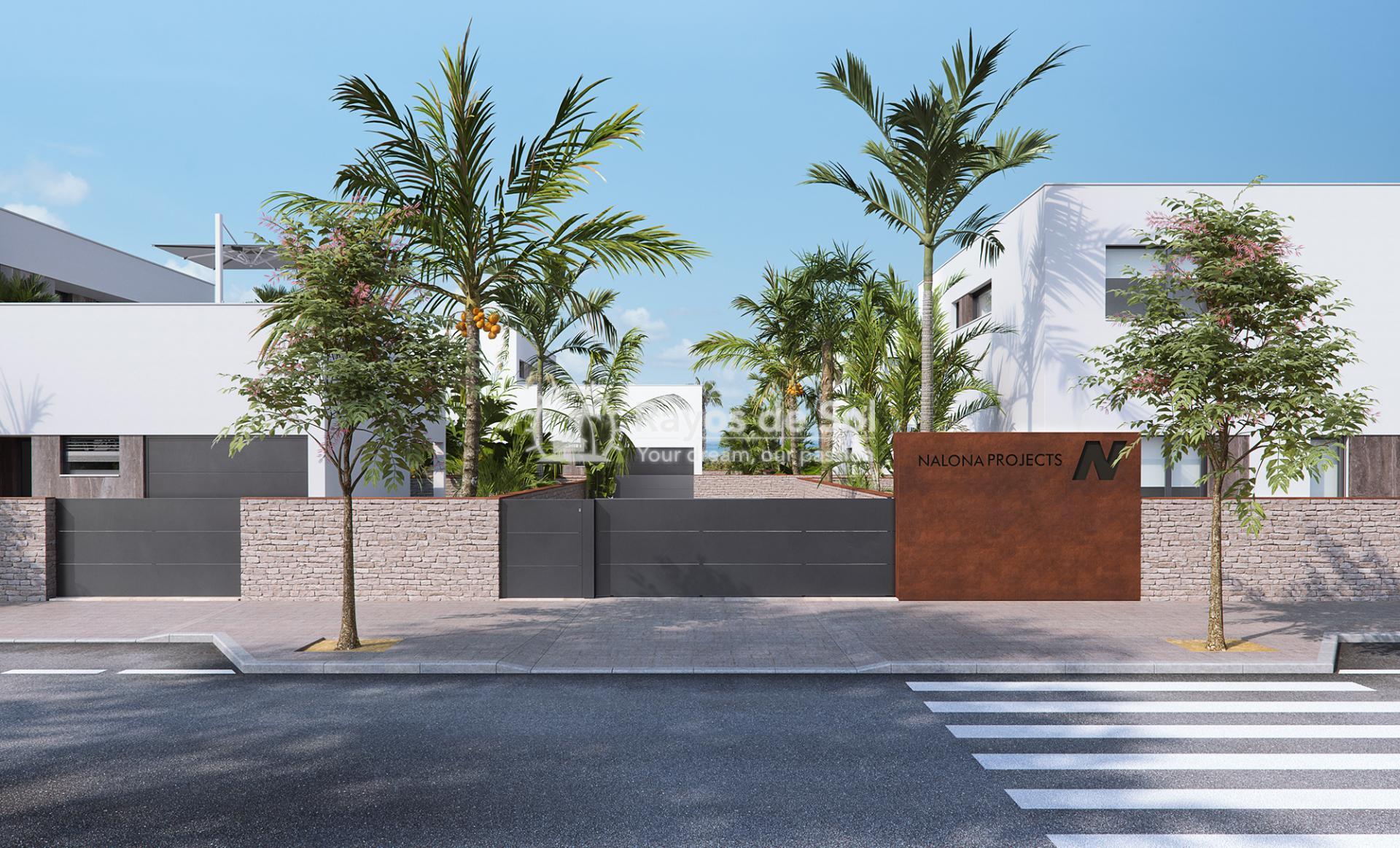 Luxury beachfront villas  in Torre de la Horadada, Pilar de la Horadada, Costa Blanca (Las-Higuericas-V3) - 28