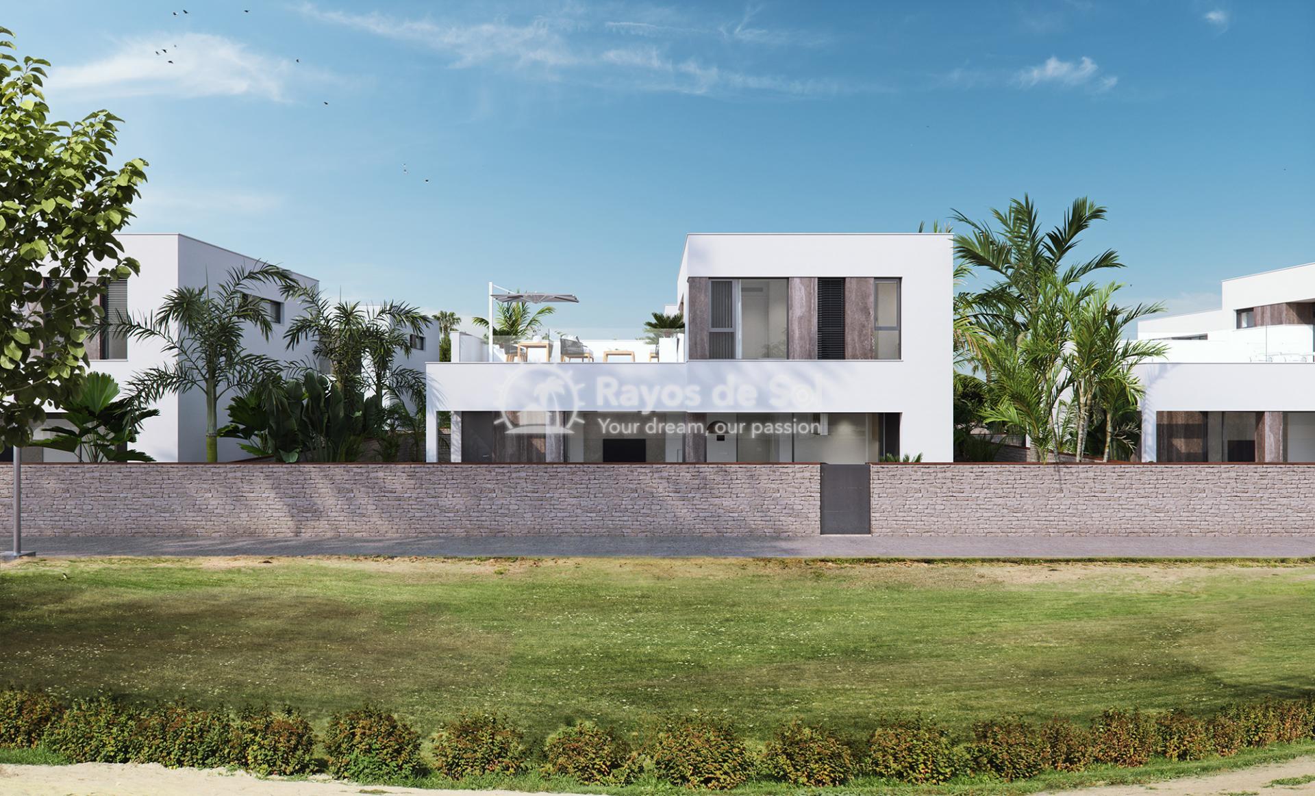 Luxury beachfront villas  in Torre de la Horadada, Pilar de la Horadada, Costa Blanca (Las-Higuericas-V3) - 30