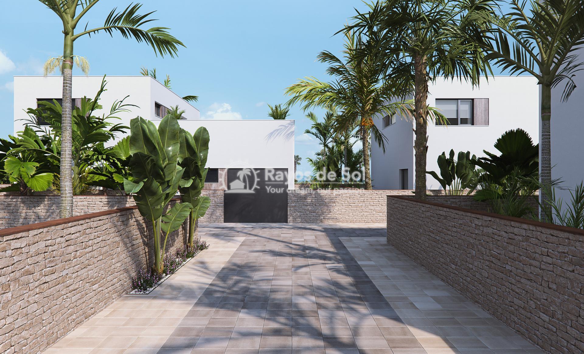Luxury beachfront villas  in Torre de la Horadada, Pilar de la Horadada, Costa Blanca (Las-Higuericas-V3) - 29