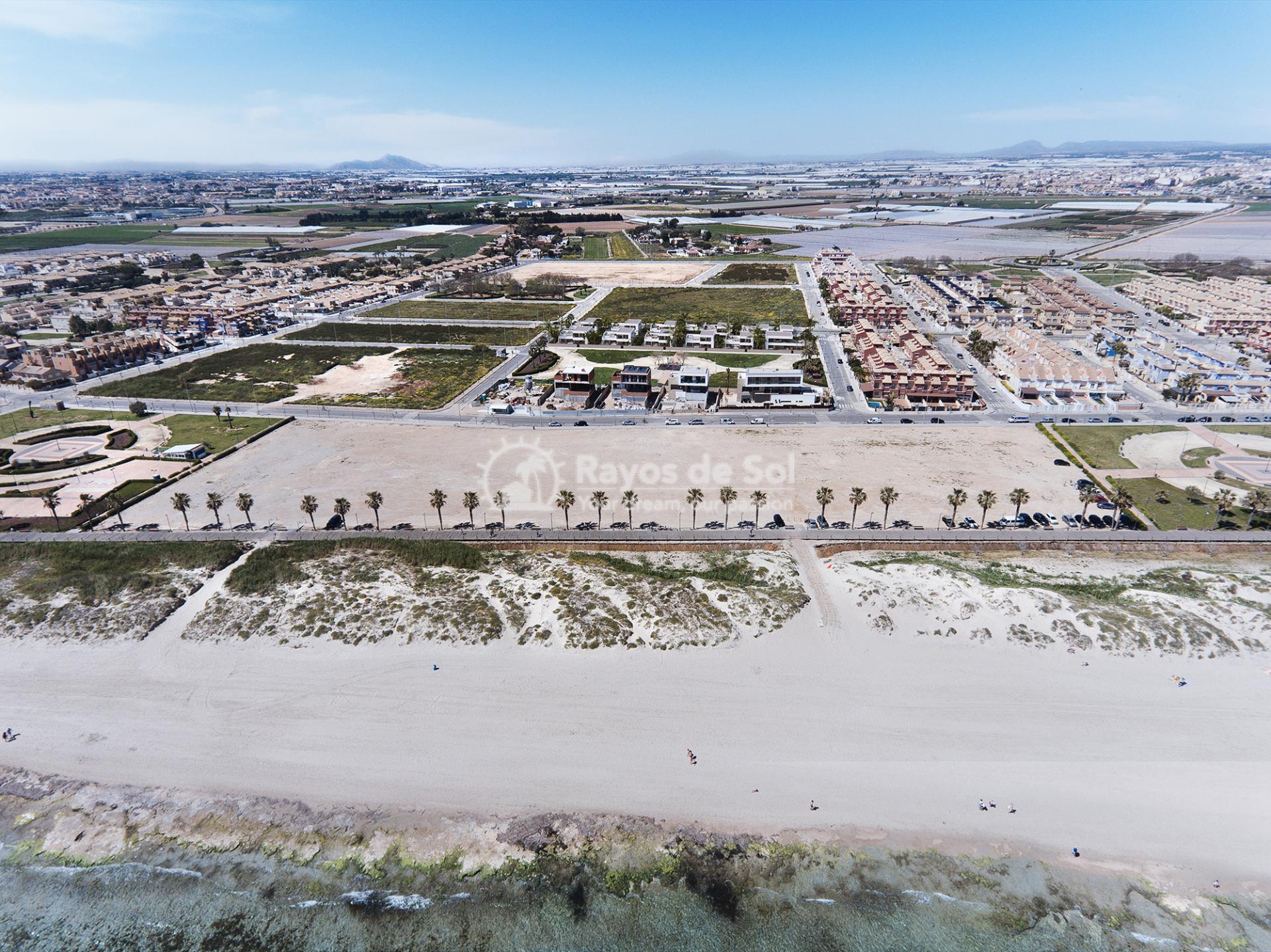 Luxury beachfront villas  in Torre de la Horadada, Pilar de la Horadada, Costa Blanca (Las-Higuericas-V3) - 31