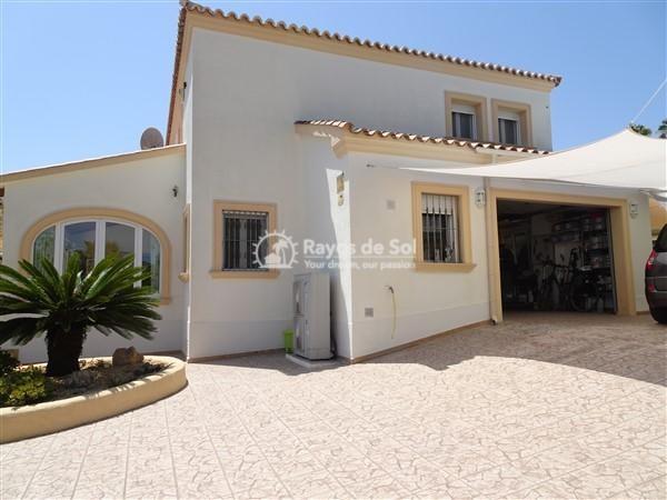 Villa  in Calpe, Costa Blanca North (1310) - 4