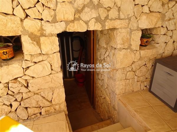 Villa  in Calpe, Costa Blanca North (1310) - 34