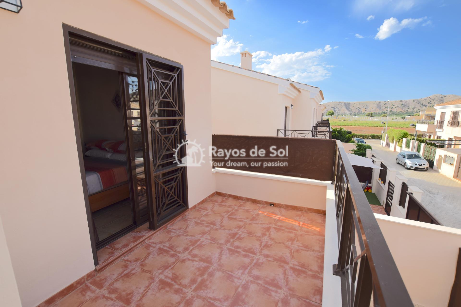 Quadvilla  in San Cayetano, Costa Cálida (SCRE0036) - 16