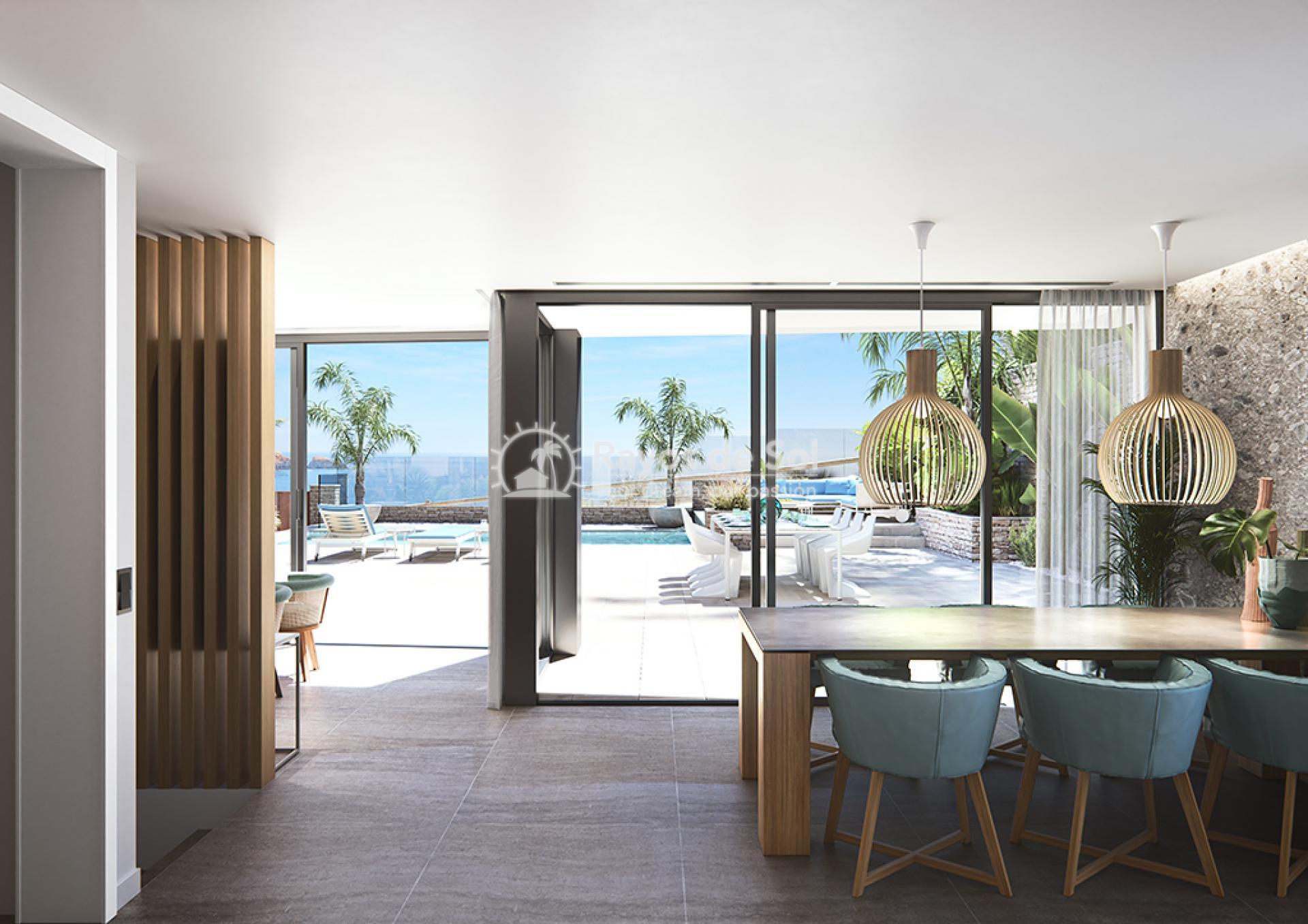 Villa with stunning seaviews  in Cabo de Palos, La Manga del Mar Menor, Costa Cálida (villas-de-lujo) - 13