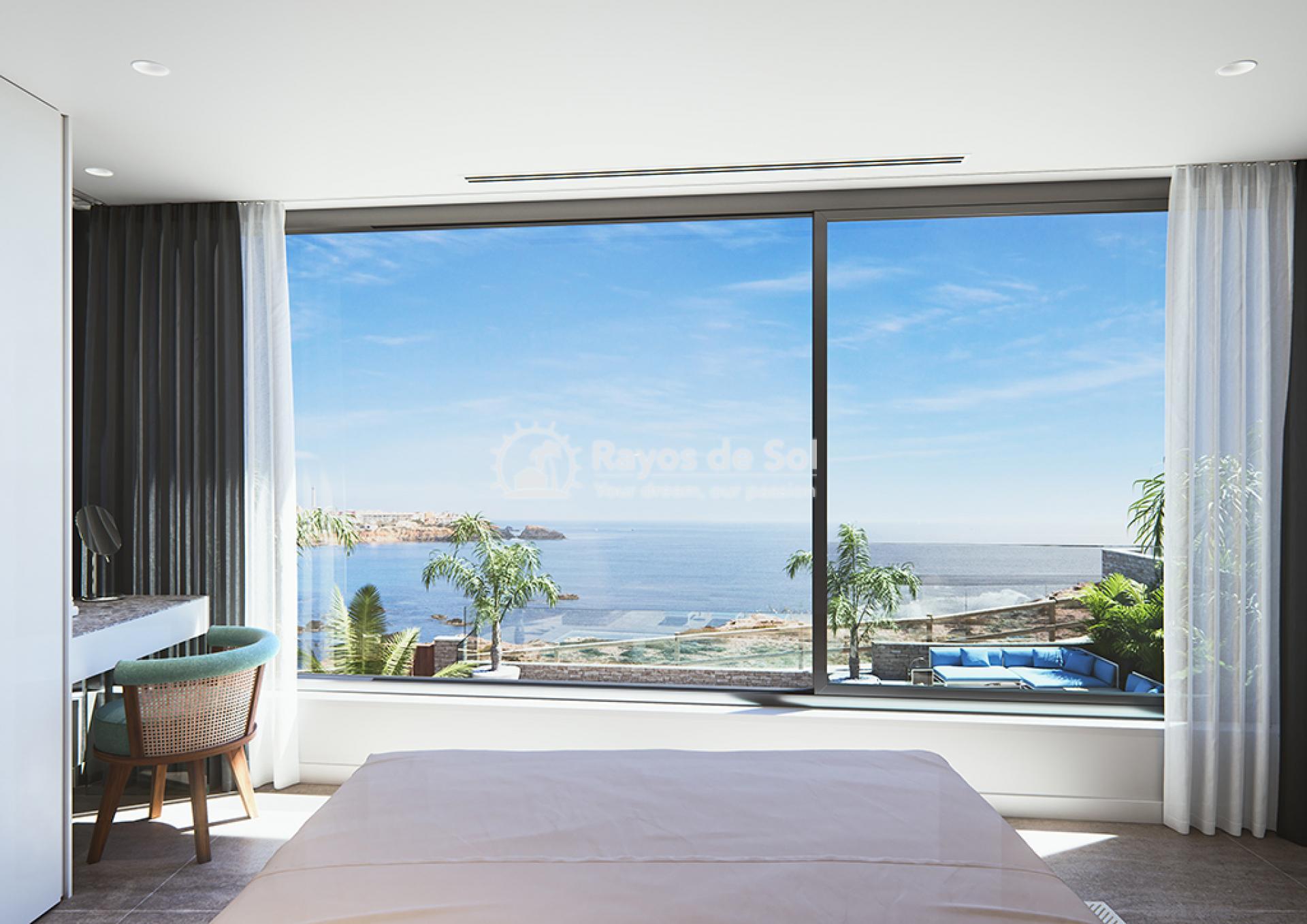 Villa with stunning seaviews  in Cabo de Palos, La Manga del Mar Menor, Costa Cálida (villas-de-lujo) - 18