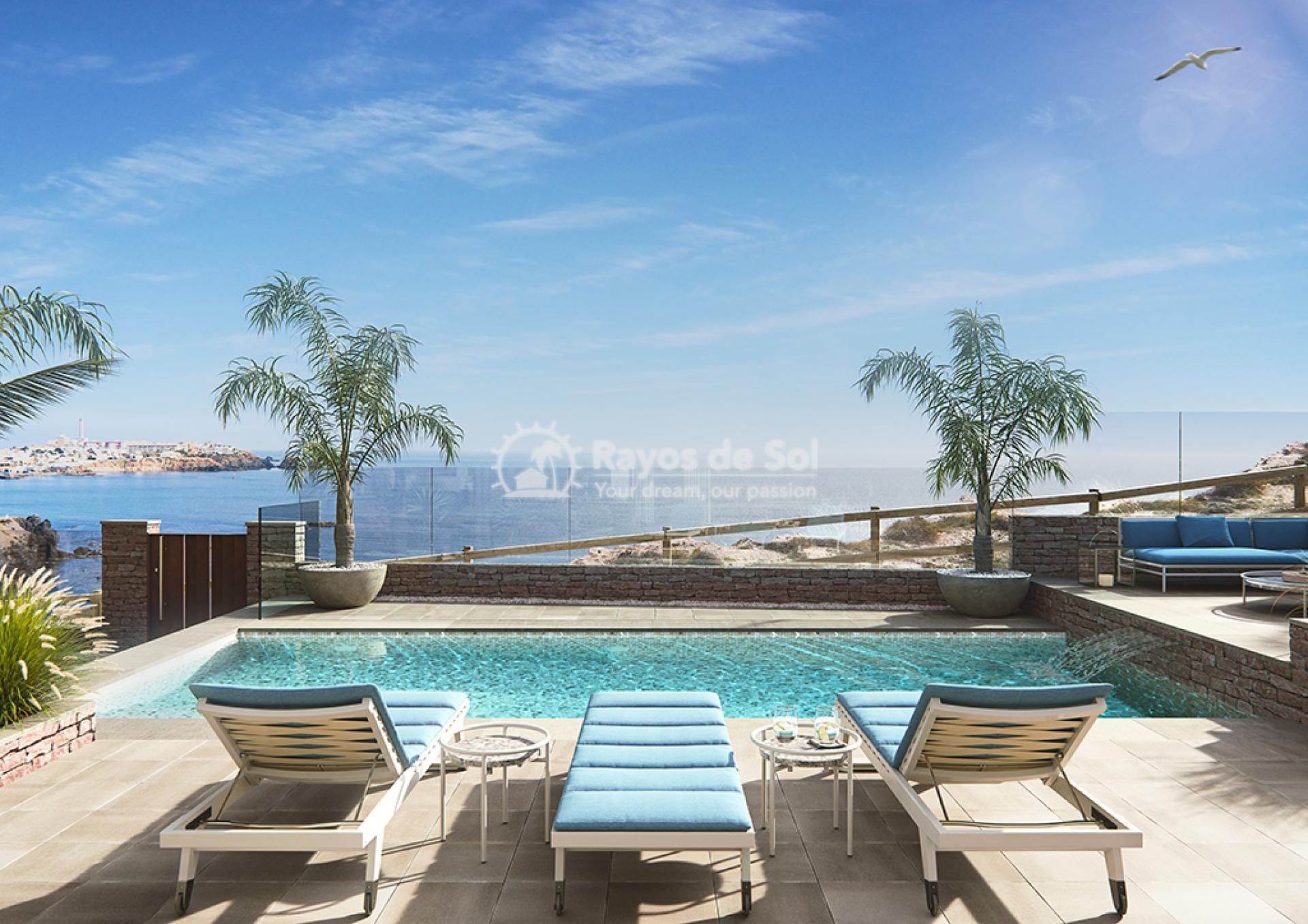 Villa with stunning seaviews  in Cabo de Palos, La Manga del Mar Menor, Costa Cálida (villas-de-lujo) - 2