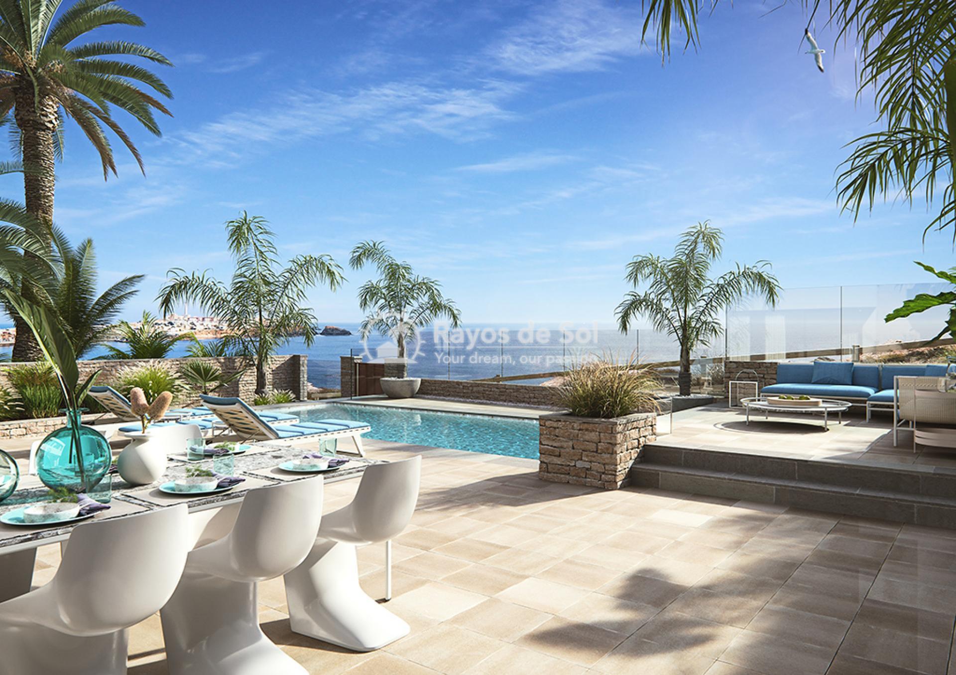 Villa with stunning seaviews  in Cabo de Palos, La Manga del Mar Menor, Costa Cálida (villas-de-lujo) - 20