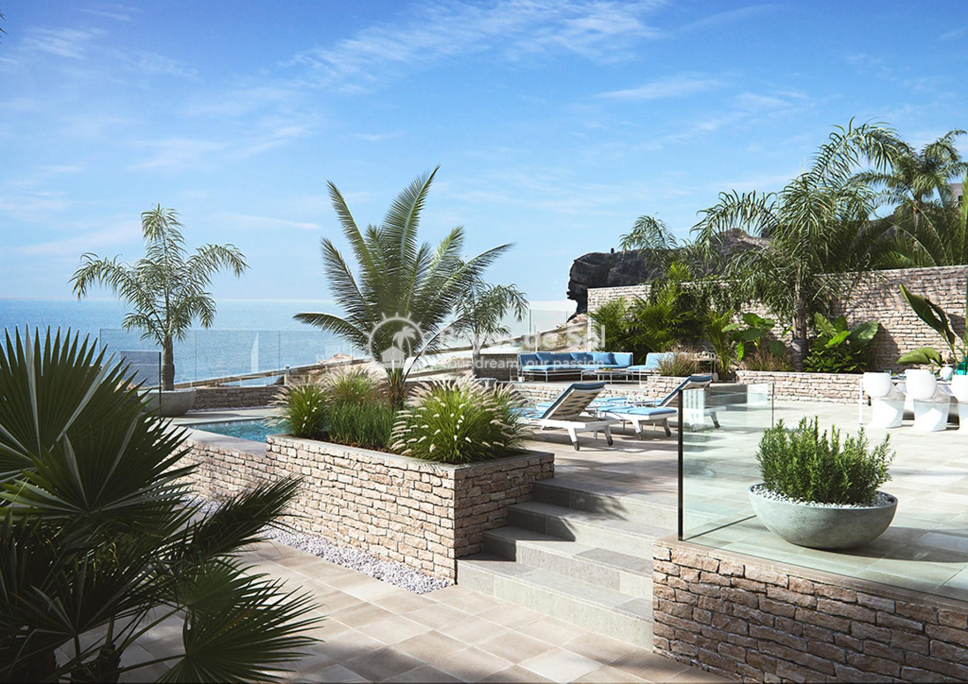 Villa with stunning seaviews  in Cabo de Palos, La Manga del Mar Menor, Costa Cálida (villas-de-lujo) - 3