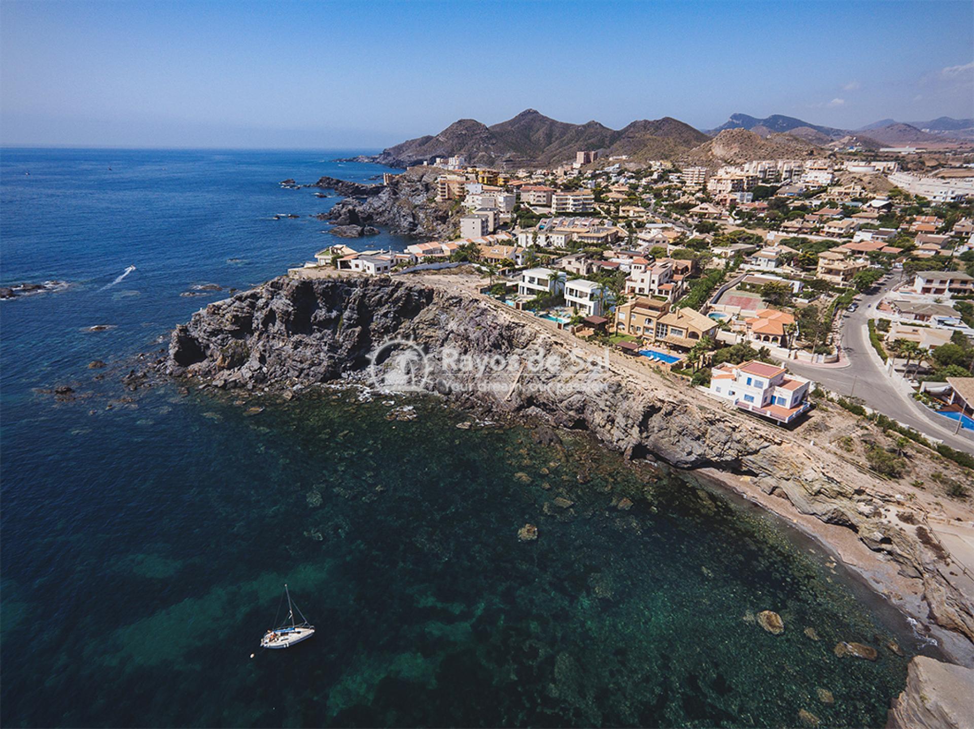 Villa with stunning seaviews  in Cabo de Palos, La Manga del Mar Menor, Costa Cálida (villas-de-lujo) - 23