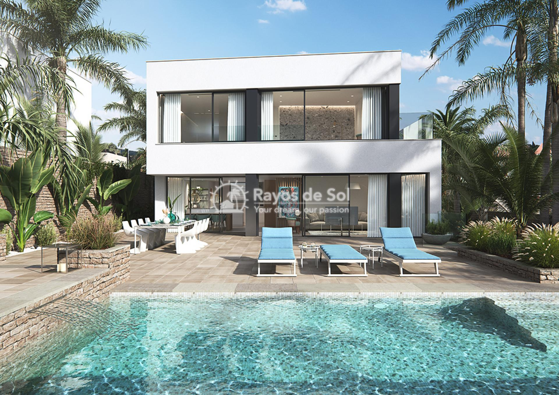 Villa with stunning seaviews  in Cabo de Palos, La Manga del Mar Menor, Costa Cálida (villas-de-lujo) - 5