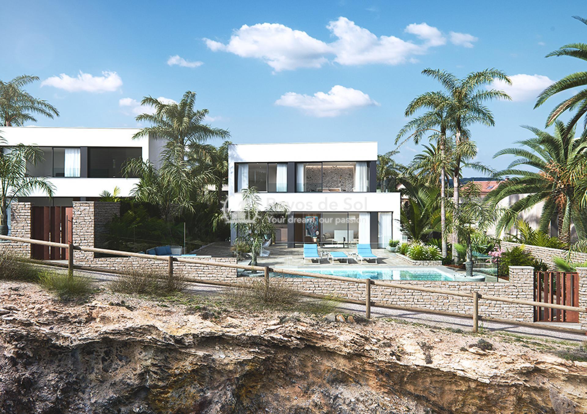 Villa with stunning seaviews  in Cabo de Palos, La Manga del Mar Menor, Costa Cálida (villas-de-lujo) - 8