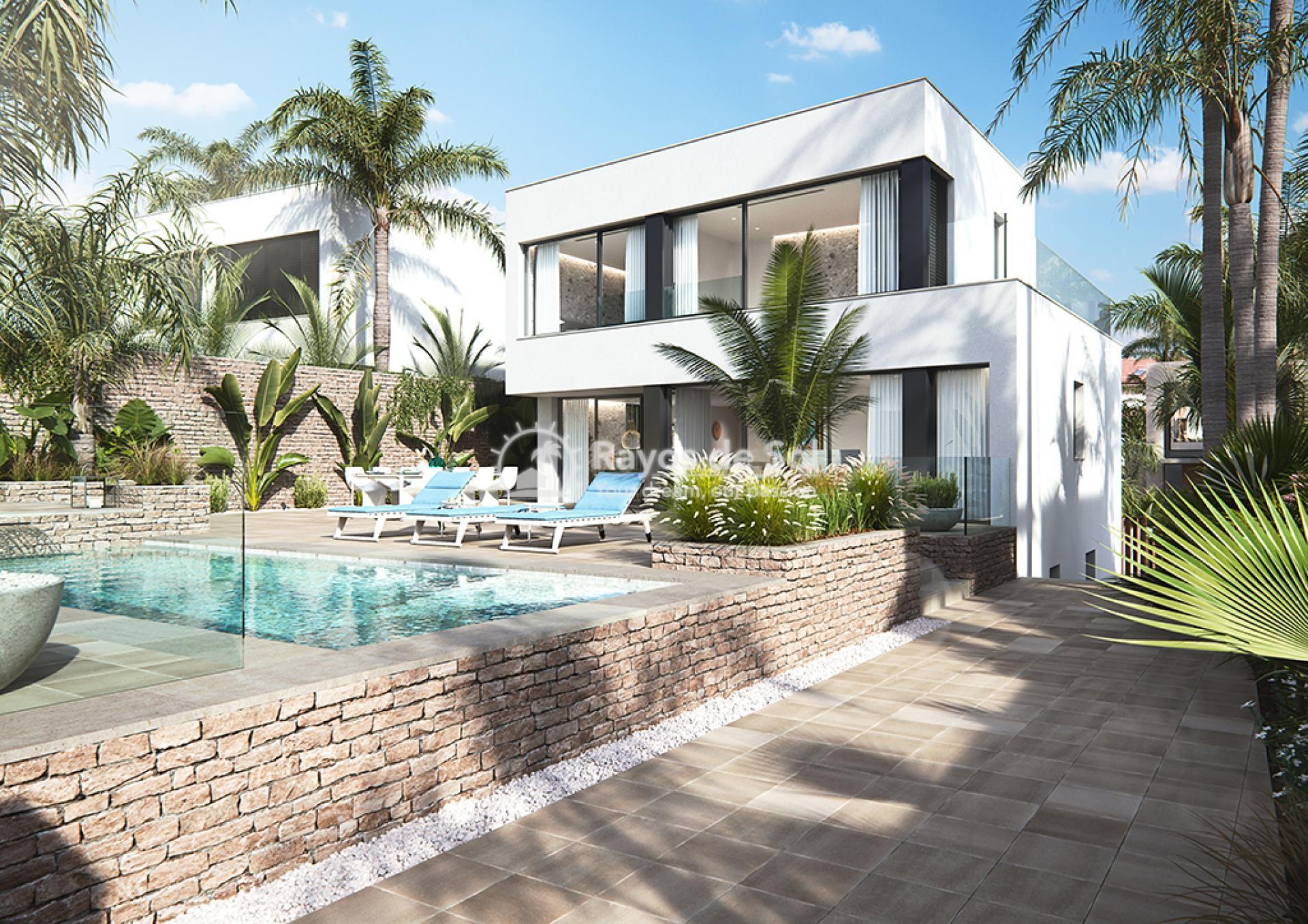 Villa with stunning seaviews  in Cabo de Palos, La Manga del Mar Menor, Costa Cálida (villas-de-lujo) - 4