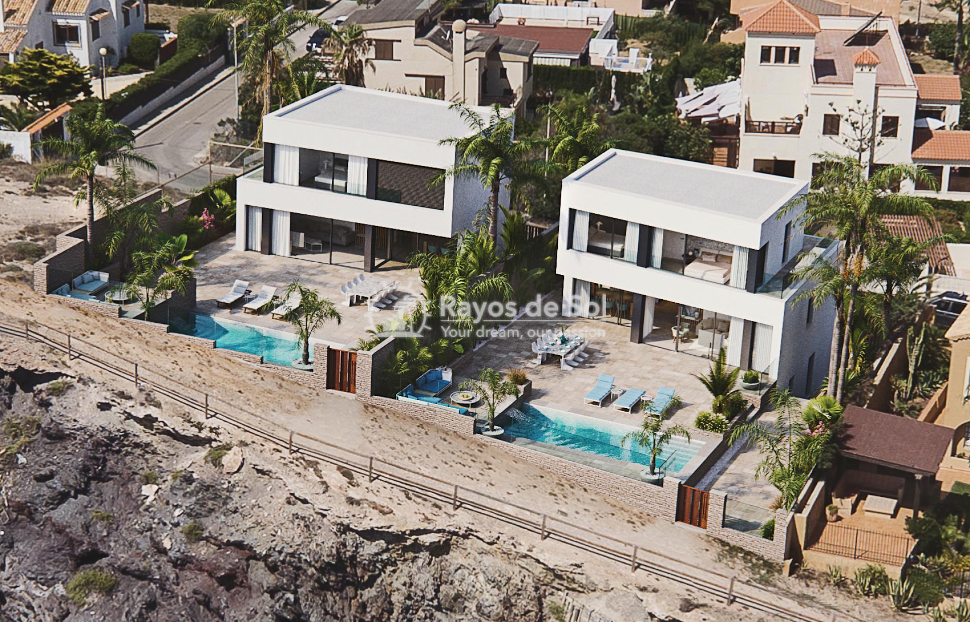 Villa with stunning seaviews  in Cabo de Palos, La Manga del Mar Menor, Costa Cálida (villas-de-lujo) - 7